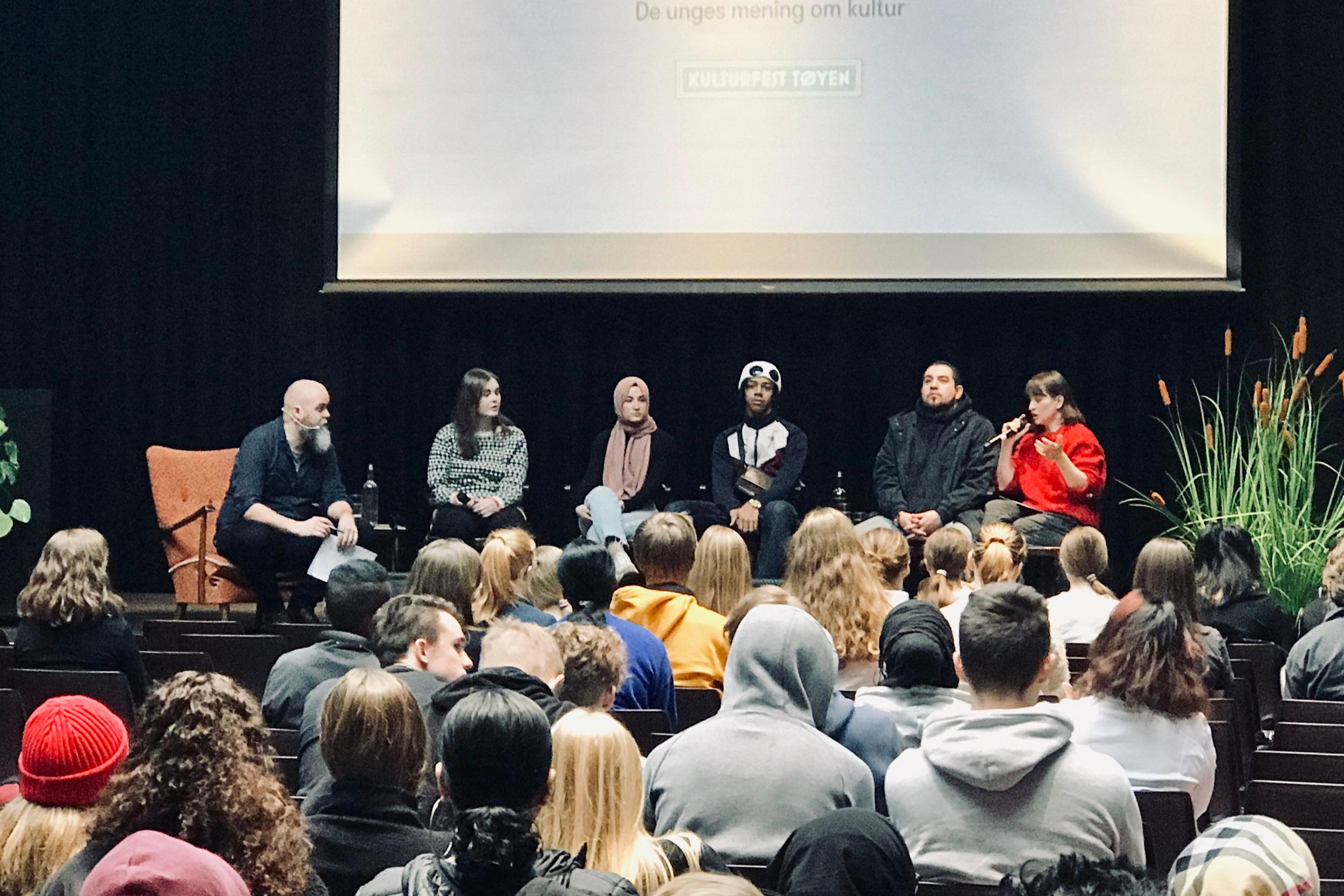 Innspillkonferanse i regi av Kulturfest Tøyen og Miniøya i Oslo