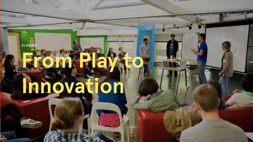 From Play to Innovation