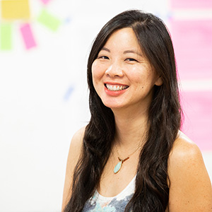 Susie Chang, DSS Program Manager