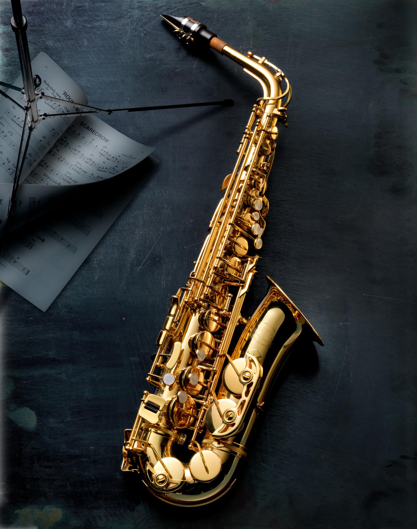 Saxofon, Workshop, Still Life, Fotograf, Zürich, Schweiz
