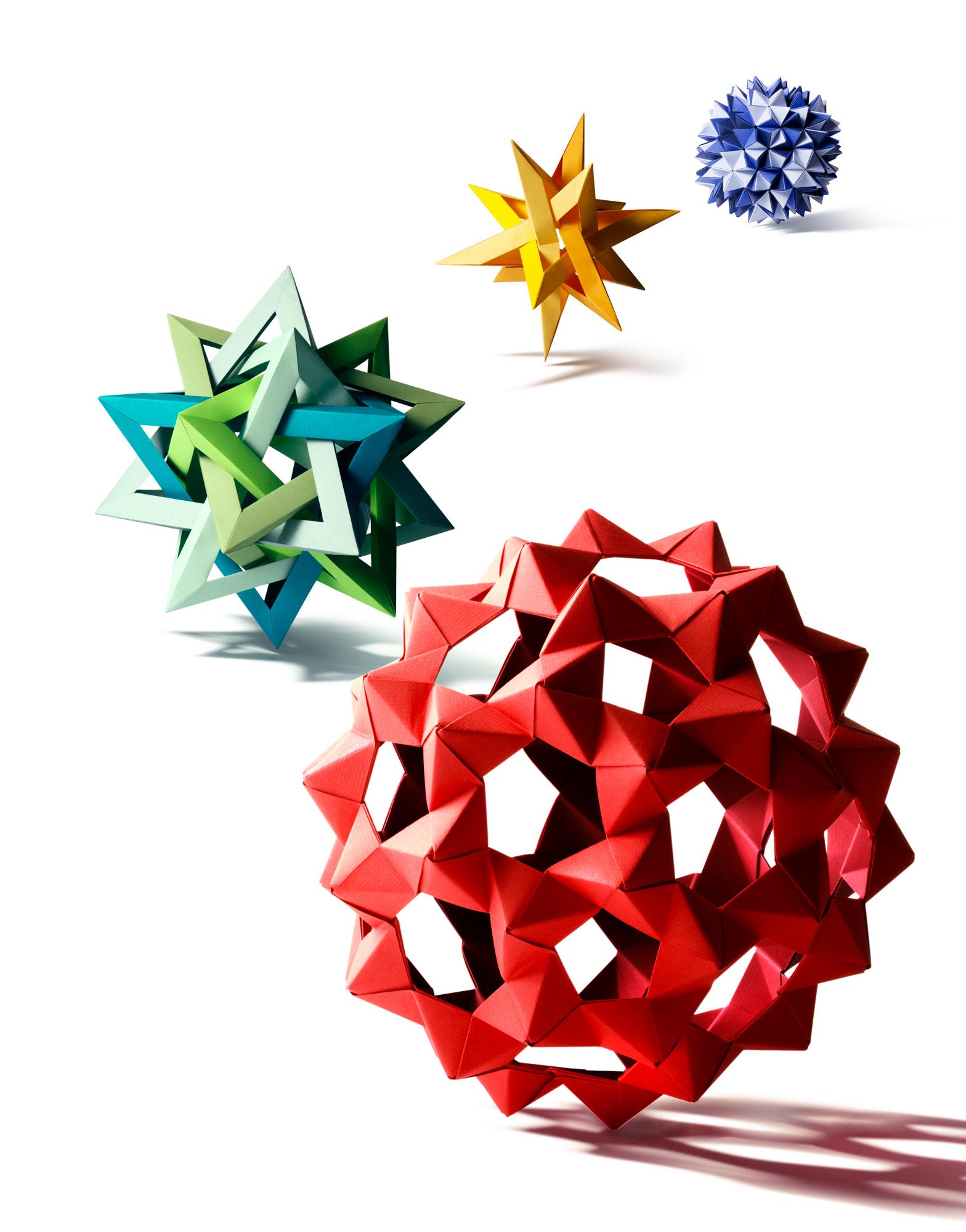 Origami, Still Life, Fotograf Zürich, Schweiz