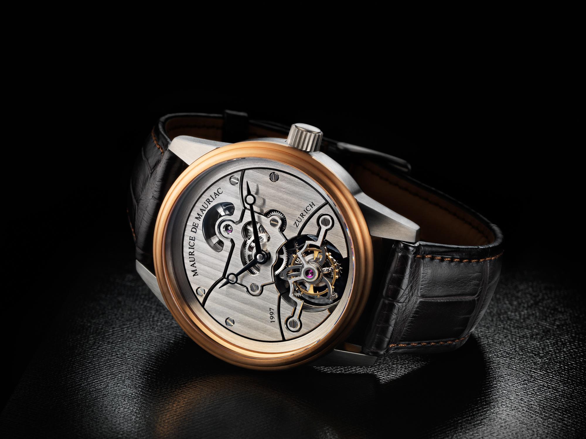 Maurice de Mauriac Watches, Uhrenfotografie, Zürich, Schweiz