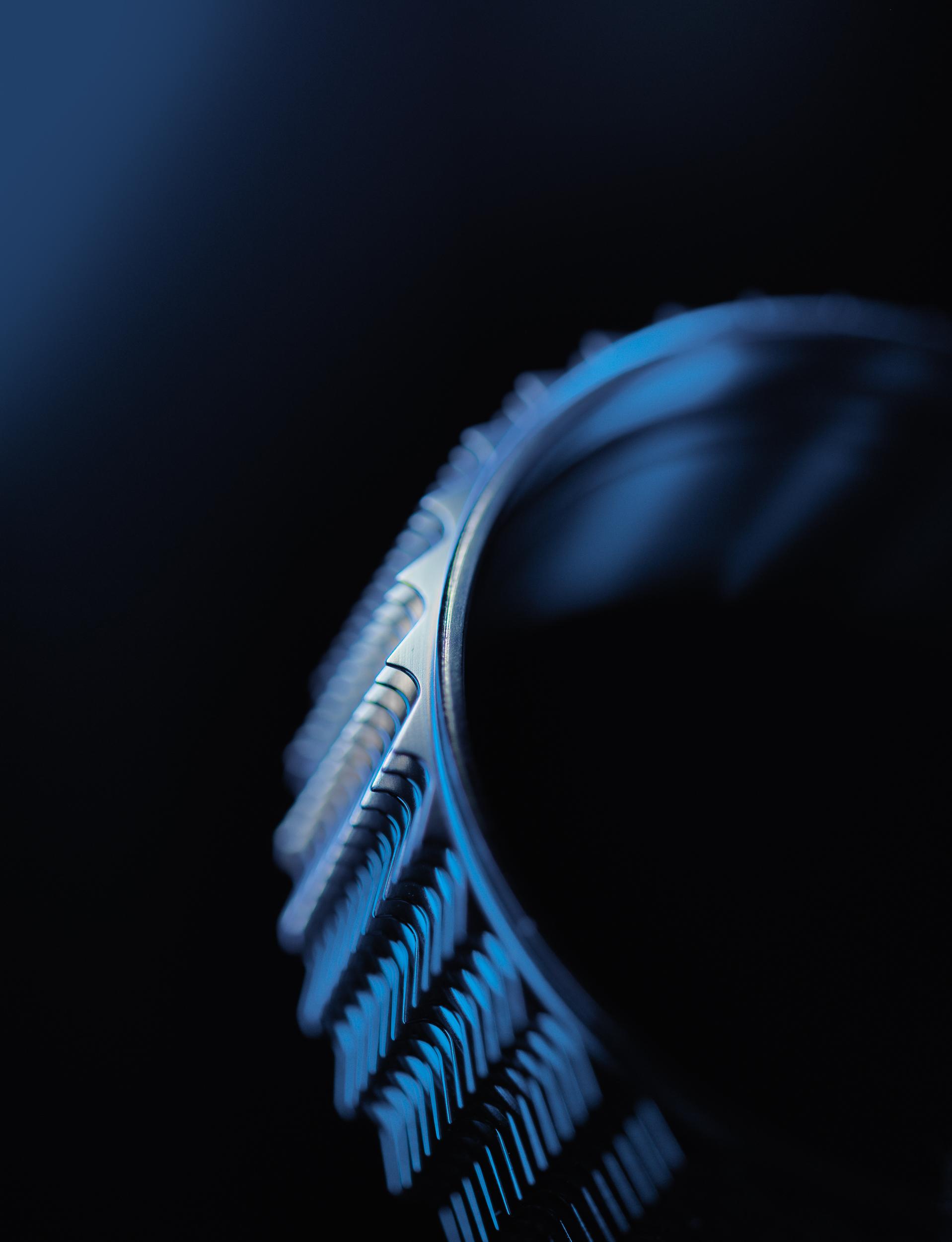 Rieter Premium Textile Components, Industriefotografie, Still Life, Fotograf Zürich, Schweiz