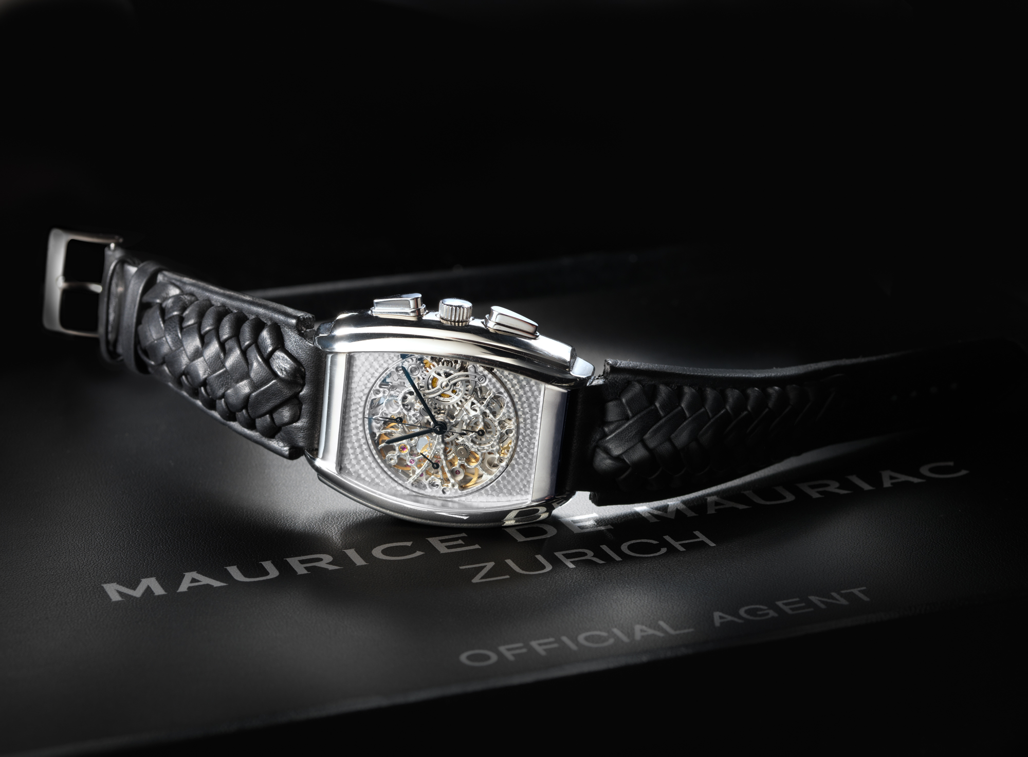 Maurice de Mauriac Uhren, Uhrenfotografie, Zürich, Schweiz