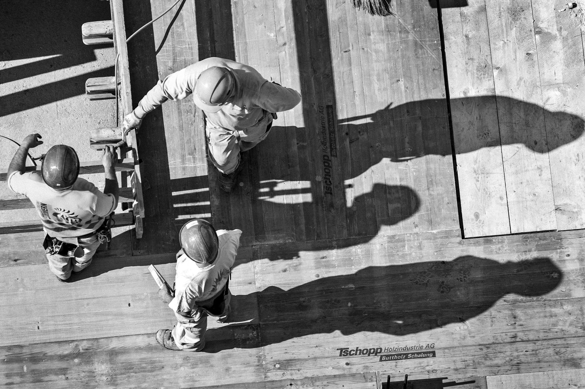 SBV (Schweizer Baumeisterverband) Geschäftsbericht, Corporate Fotografie, Geschäftsbericht, Firmenfotografie, People- und Porträtfotografie, Fotograf Zürich, Schweiz
