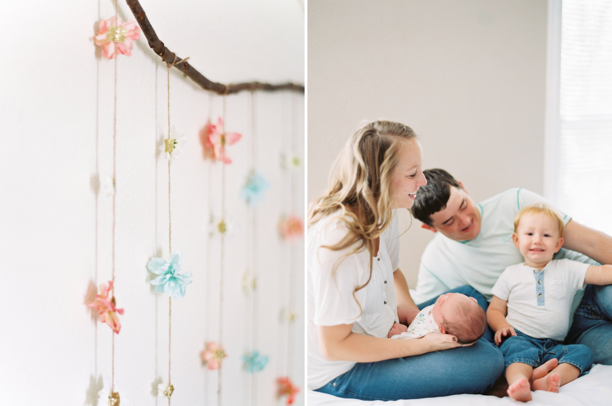 Adelaide & Family | Lifestyle Session | Britni Dean Photography