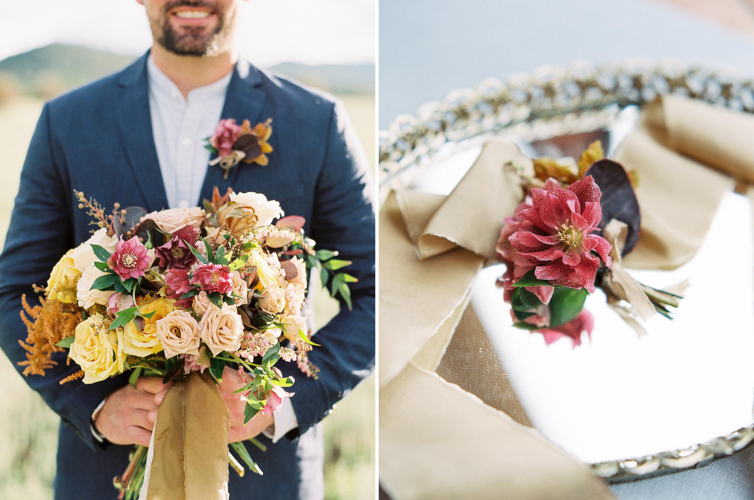Vendor Spotlight | Olive Grove Design | Dallas Wedding Florist | Britni Dean Photography | Dallas Wedding Photographer