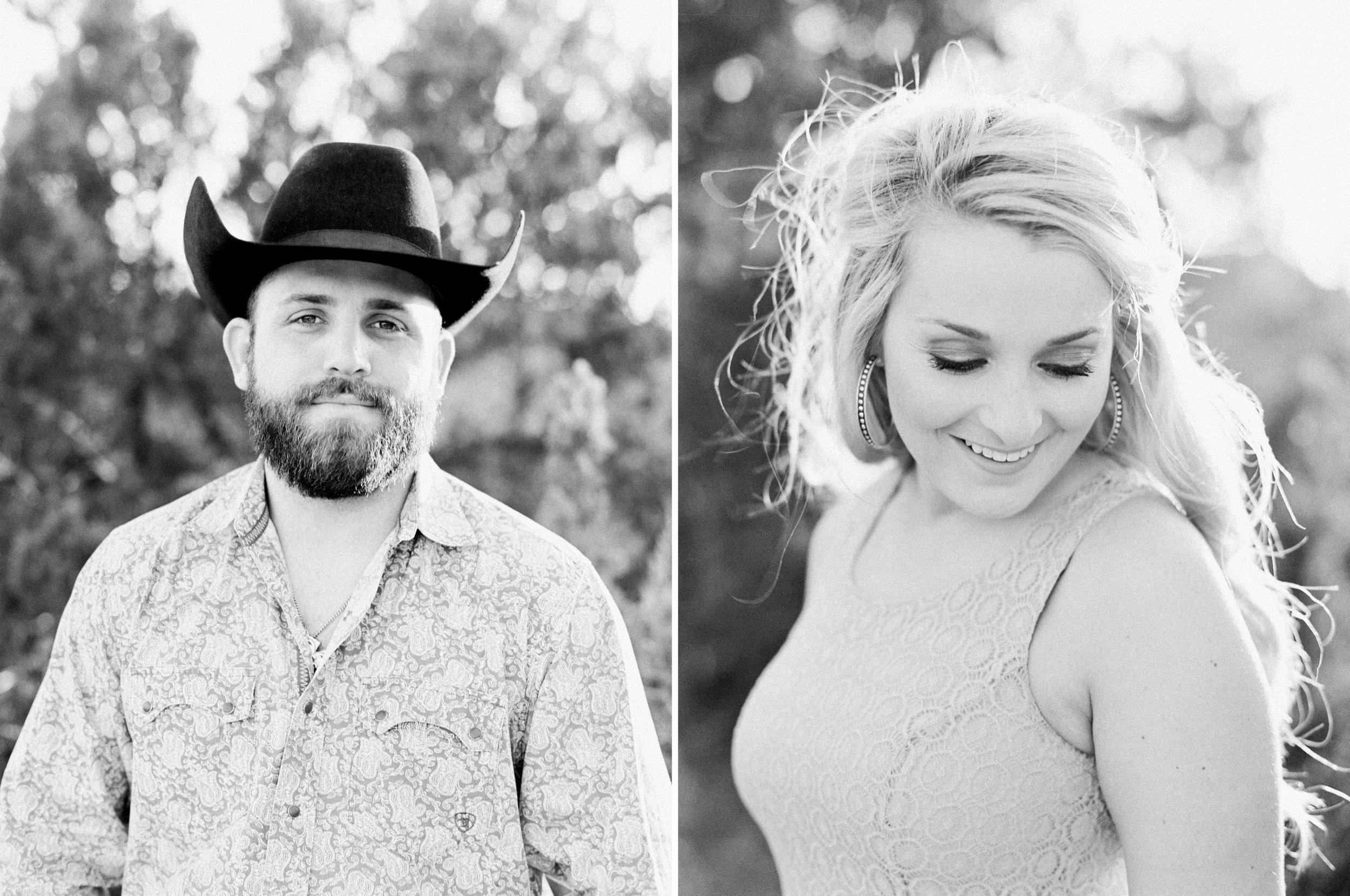 Sam & Stephanie | Abilene, Texas Engagement Session | Engagement Session with Texas Hills | Britni Dean Photography - Film Engagement Session | britnidean.com