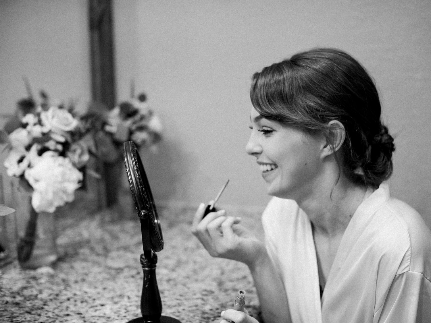 Bridal Prep | | Summer Wedding Inspiration | Fort Worth Wedding Photographer | The Brooks at Weatherford