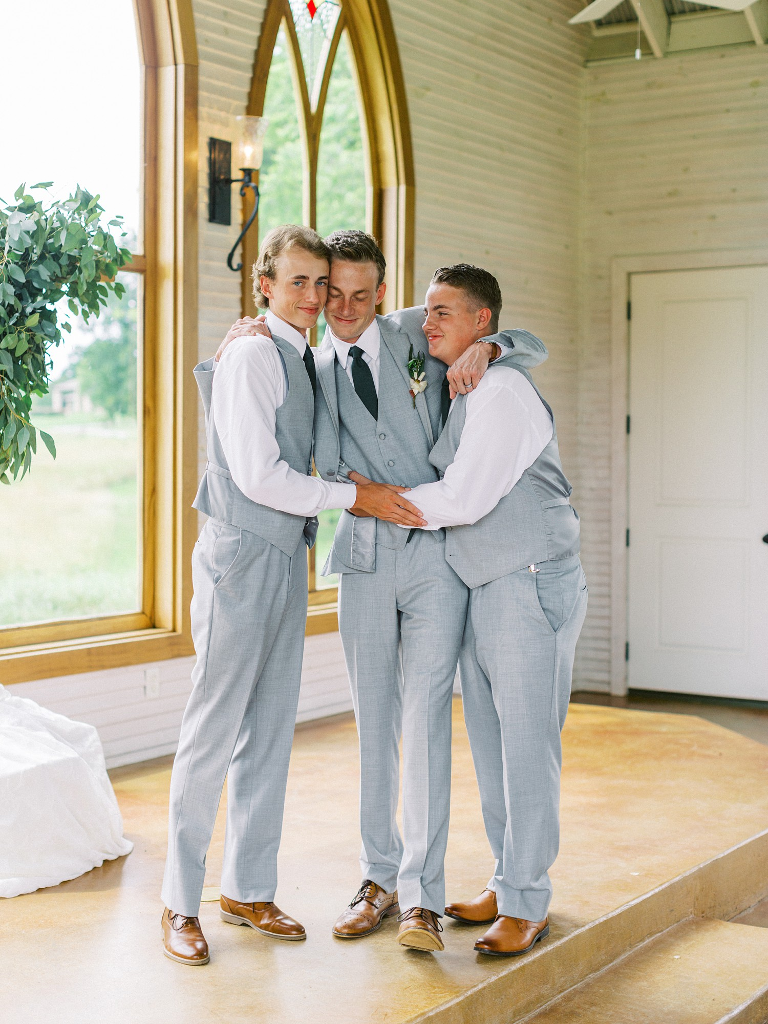 Summer Wedding Inspiration, Grey Groomsman Suits | Wedding Gift | Something Old | | Summer Wedding Inspiration | Fort Worth Wedding Photographer | The Brooks at Weatherford