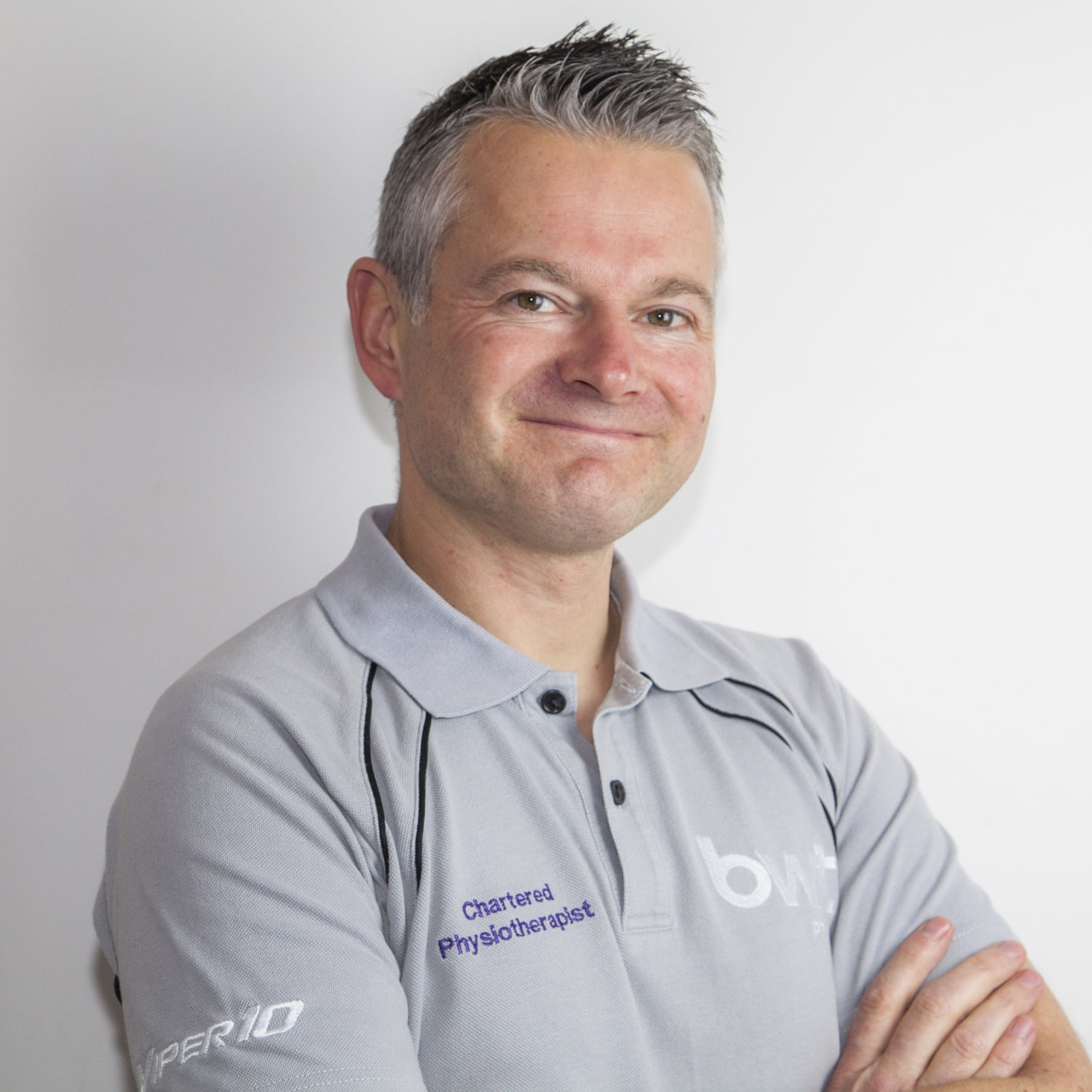Paul Noble   Chartered Physiotherapist