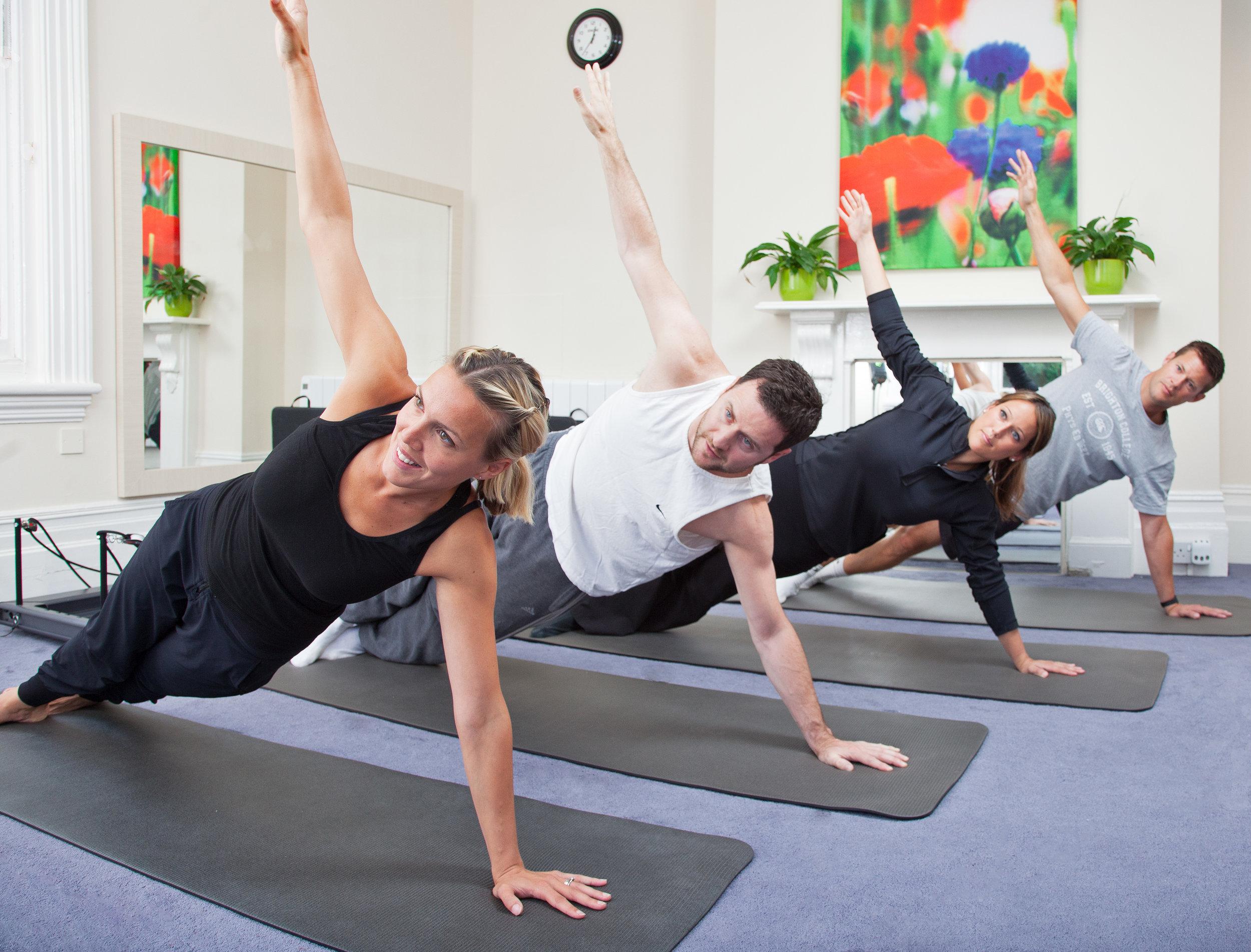 1:1 Performance Pilates