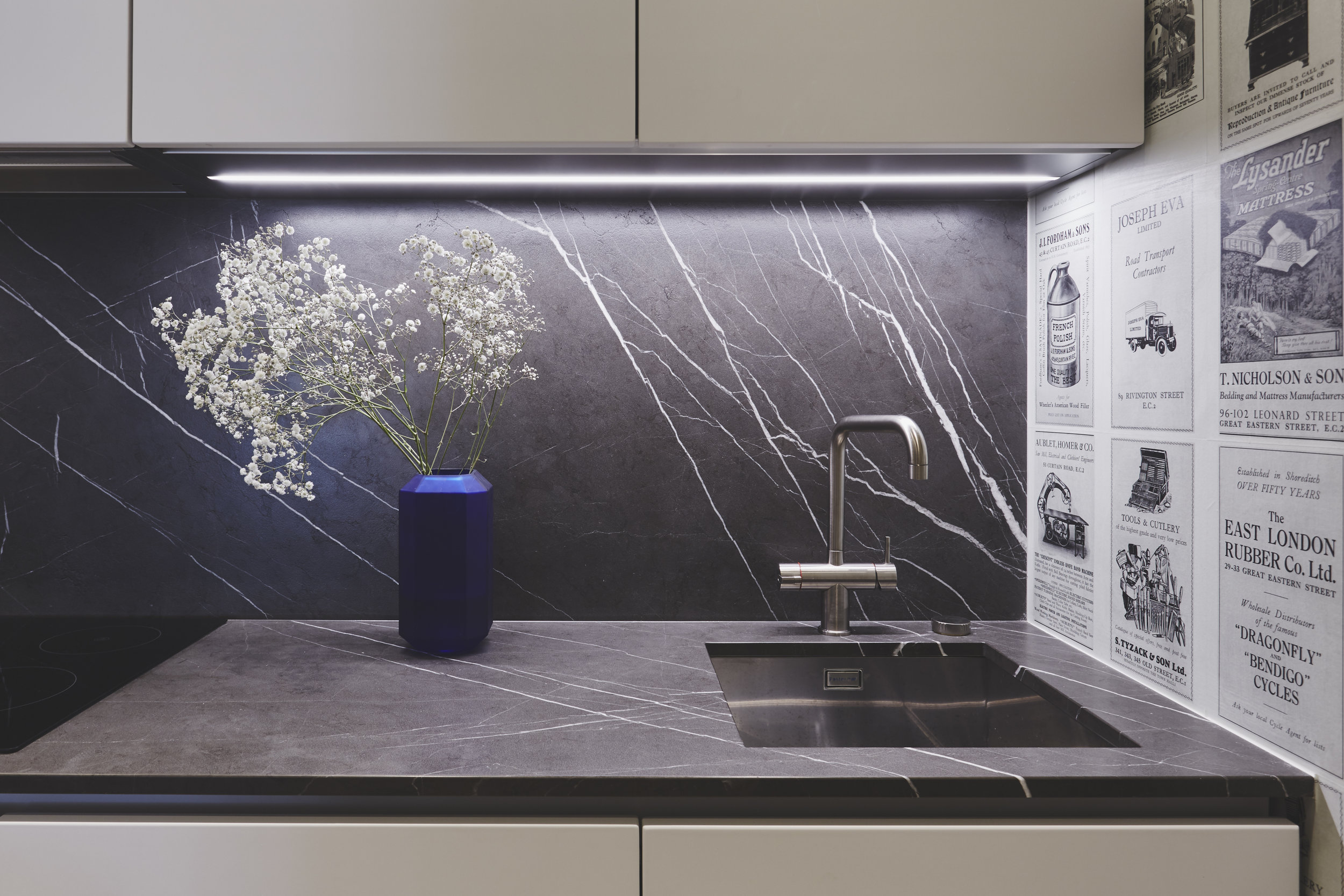 Stylish Kitchen Interiors Cuckooz Shoreditch Studionatalie Natalie Papageorgiadis