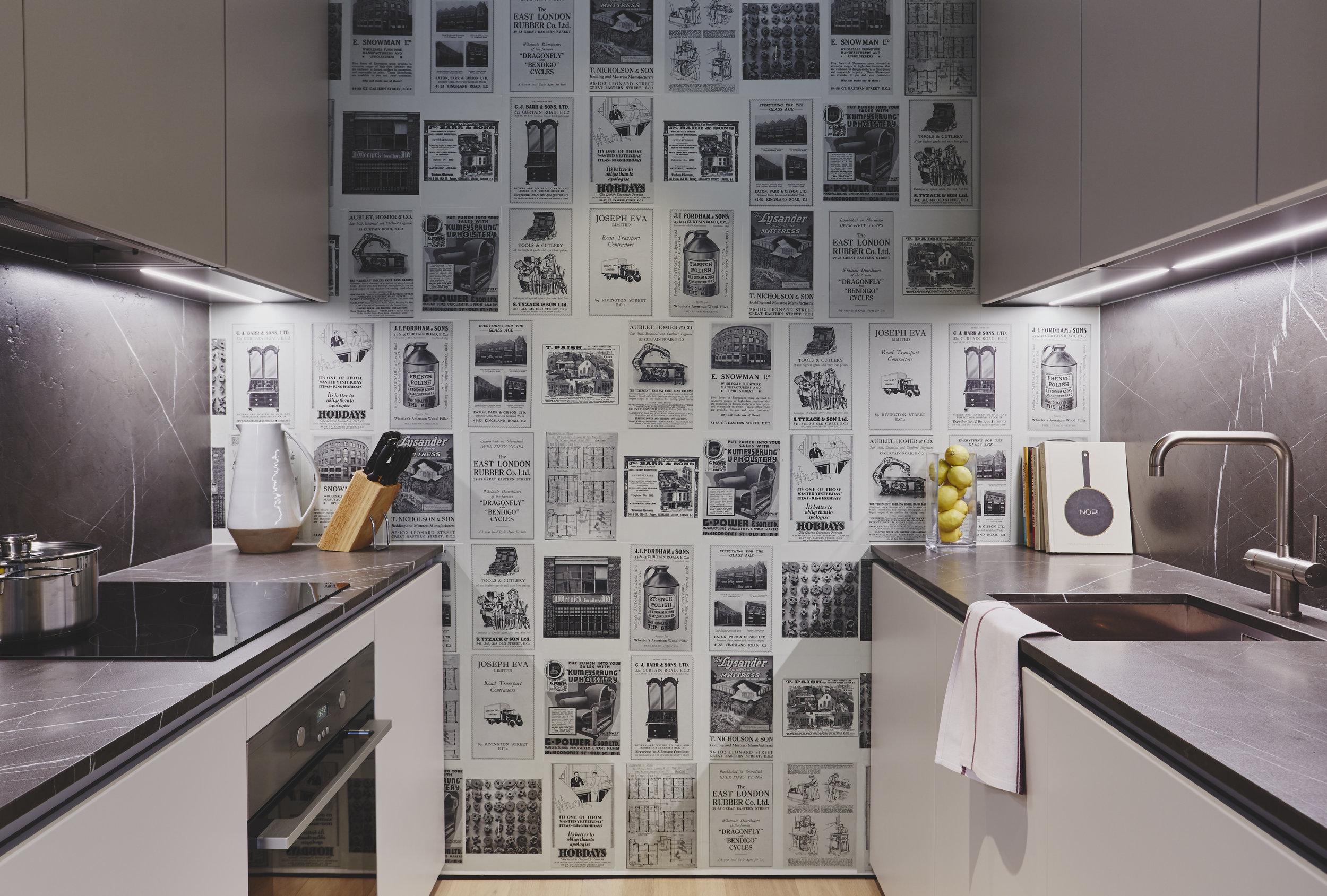 Stylish Kitchen Interiors Cuckooz Studionatalie Natalie Papageorgiadis