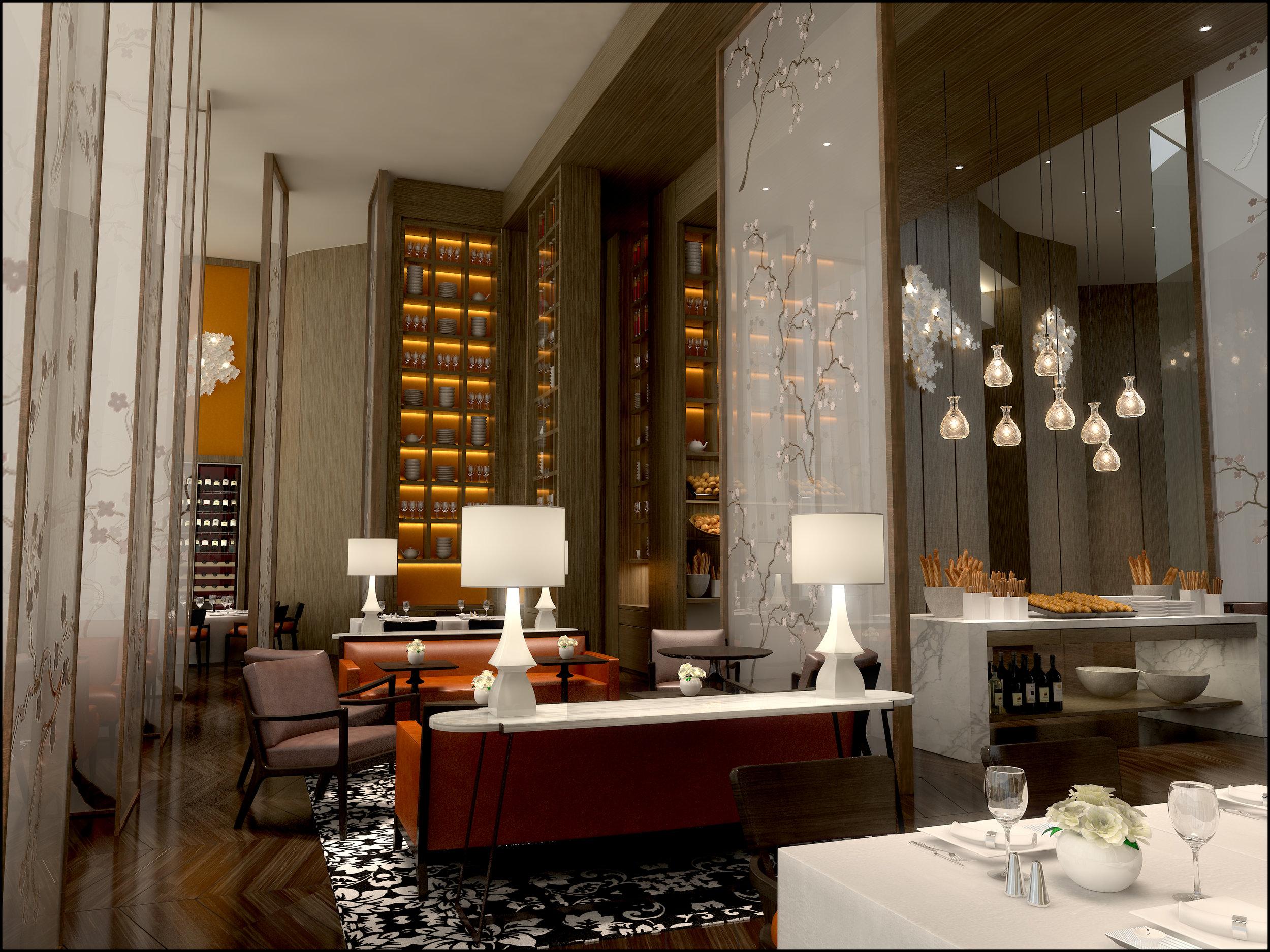 Park Hyatt Hotel Mumbai French Restaurant