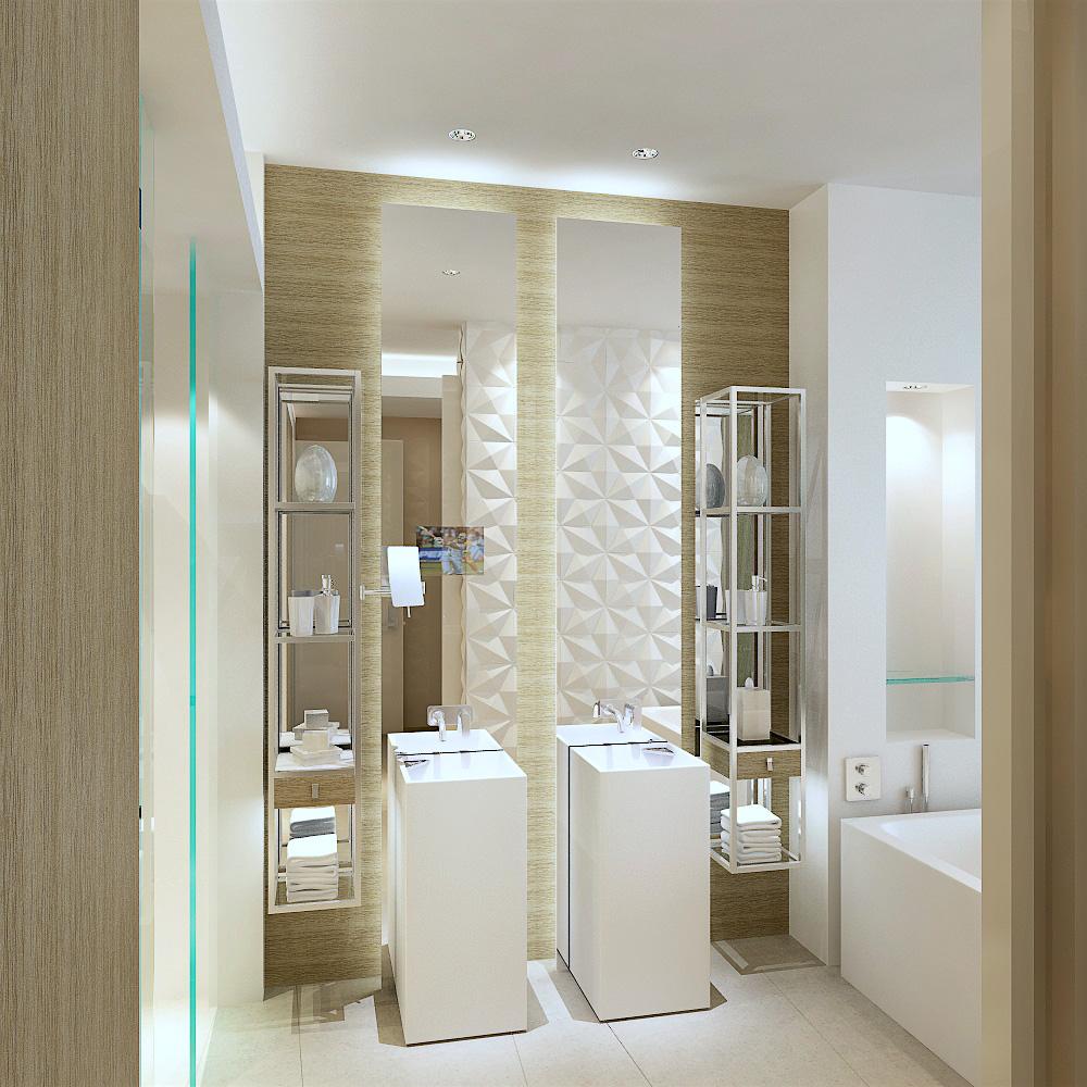 Park Hyatt Mumbai Guestroom Bathroom