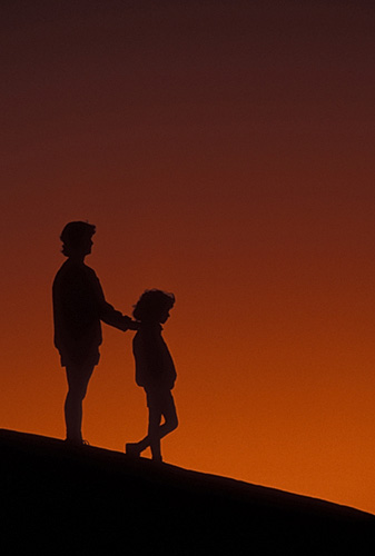 """Silhouette"" by  Mark Goebel , via Flicr,  Creative Commons"