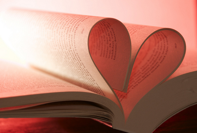 """""""lovely book!"""" by   tim geers,   via flickr,  creative commons 2.0  verified 11/19/16"""