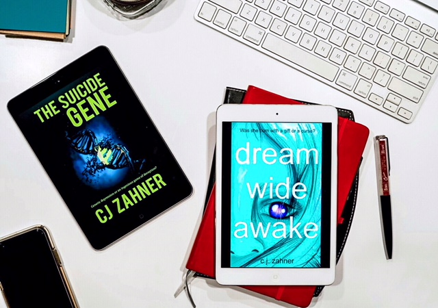 Where can you find my books?    My websites:   www.cjzahner.com  or  https://cyndiezahner.com/ ,  The Wild Rose Press ,  Amazon ,  Barnes and Nobl  e ,  Kobo ,  Riffle