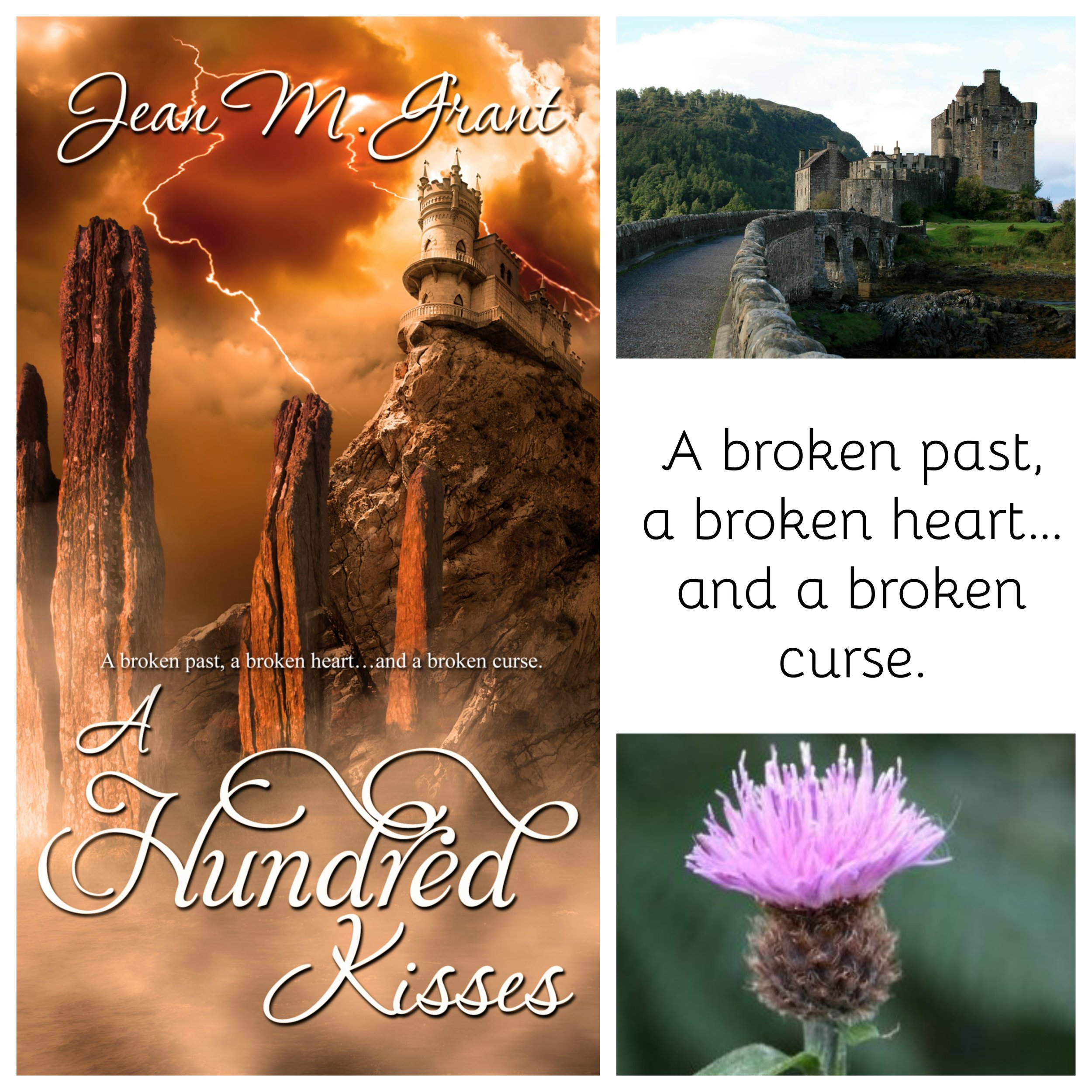 A Hundred Kisses, now in  audio, e book, and paperback .