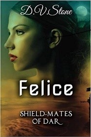 - One foolish thought. One brutal act. Instead of a peaceful alliance–war.From the shifter nation of Dar, Felice carries a peace accord. A treaty will bind her sister to Abelard, Prince of Argatha–a human–and forge an alliance between Dar and Argatha. An attack by rogue soldiers sets off a chain of events, binding Felice to Abelard her sister's betrothed. While her new Shield-Mate chips away at the walls around her heart, Felice struggles to maintain control over her life–something she and her inner Panter have fought hard to attain.Responsibility for the dying Emissary lies heavy on Abelard's shoulders. Abelard is a good soldier, but not, he realizes a good man. Felice is the catalyst that brings him purpose. War comes, but not the one expected. An invasion from an old enemy thrusts shifters and humans together–they must unite or each may fall. Amid treachery and chaos, love blooms and Abelard and Felice must come to terms with the past if their love is to survive.