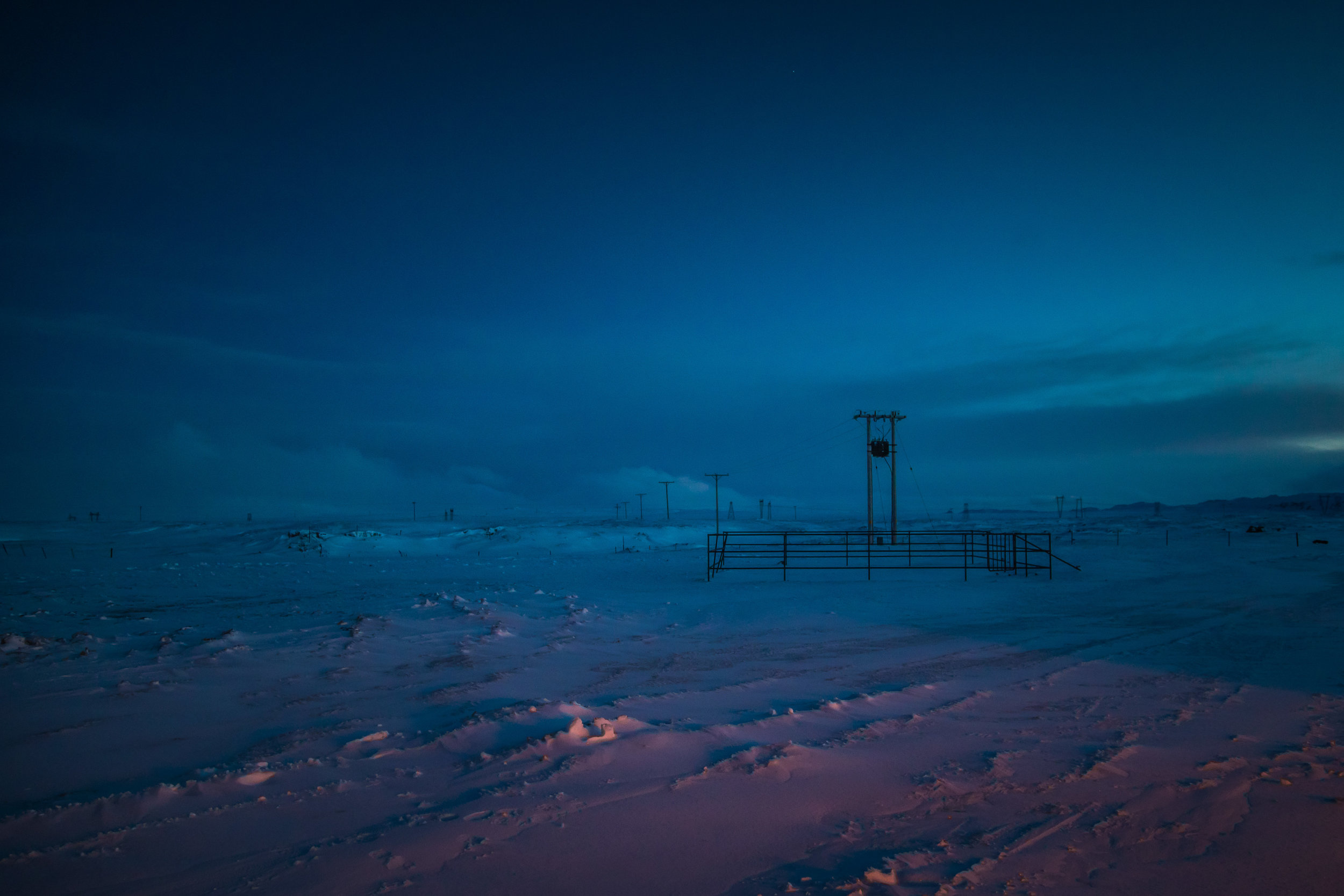 Icefields, digital, 2017