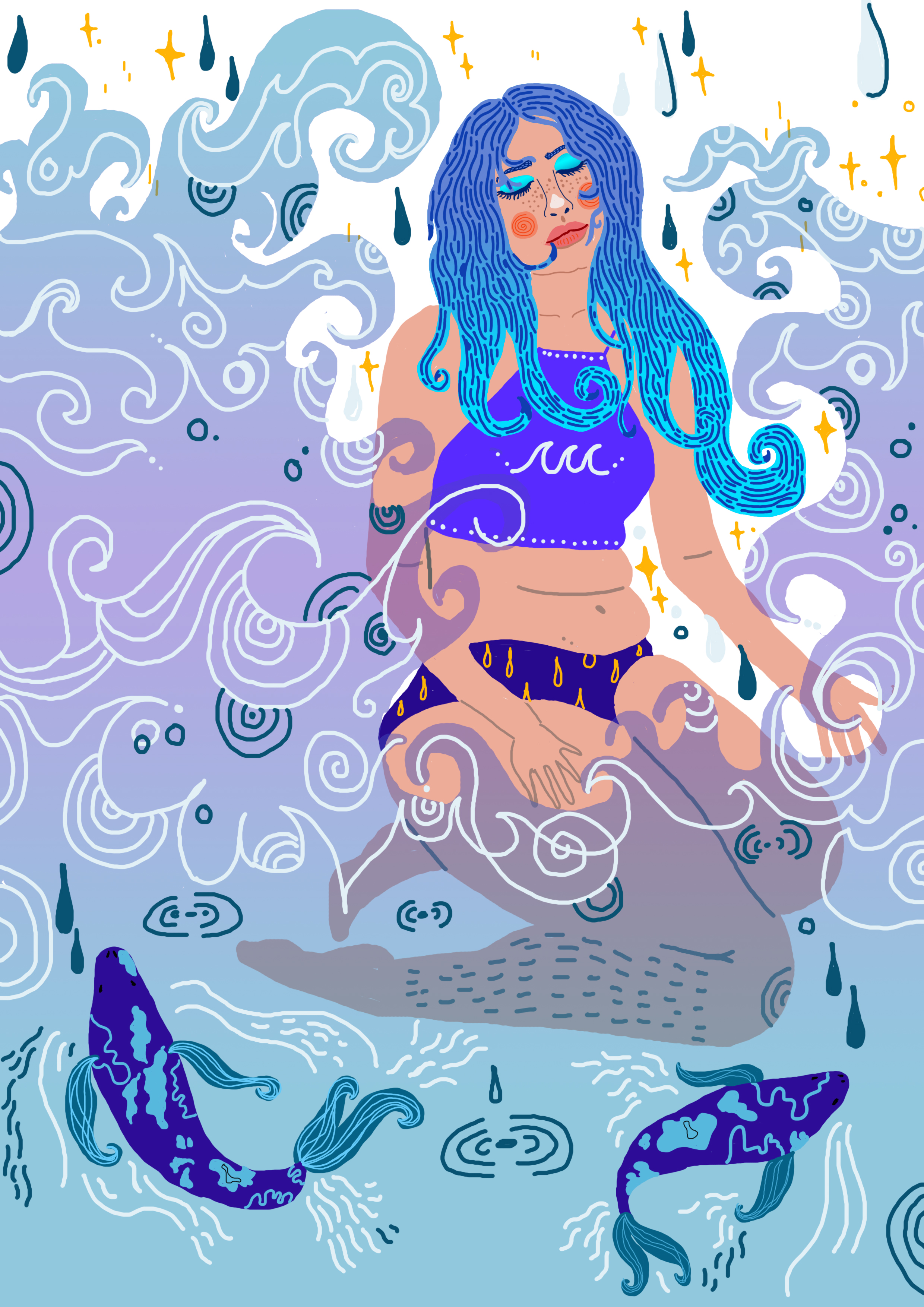 """""""Queen of Water"""""""
