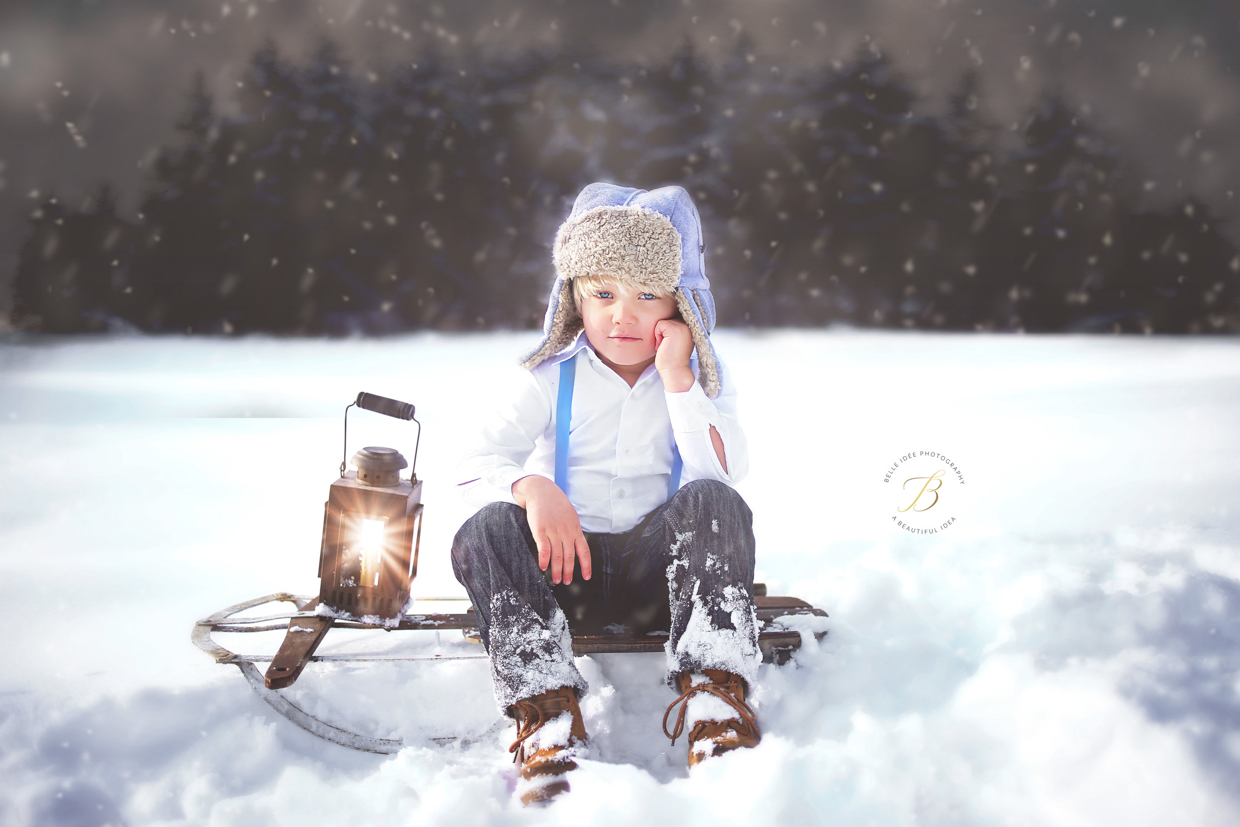 Winter in Buffalo, NY Photographer