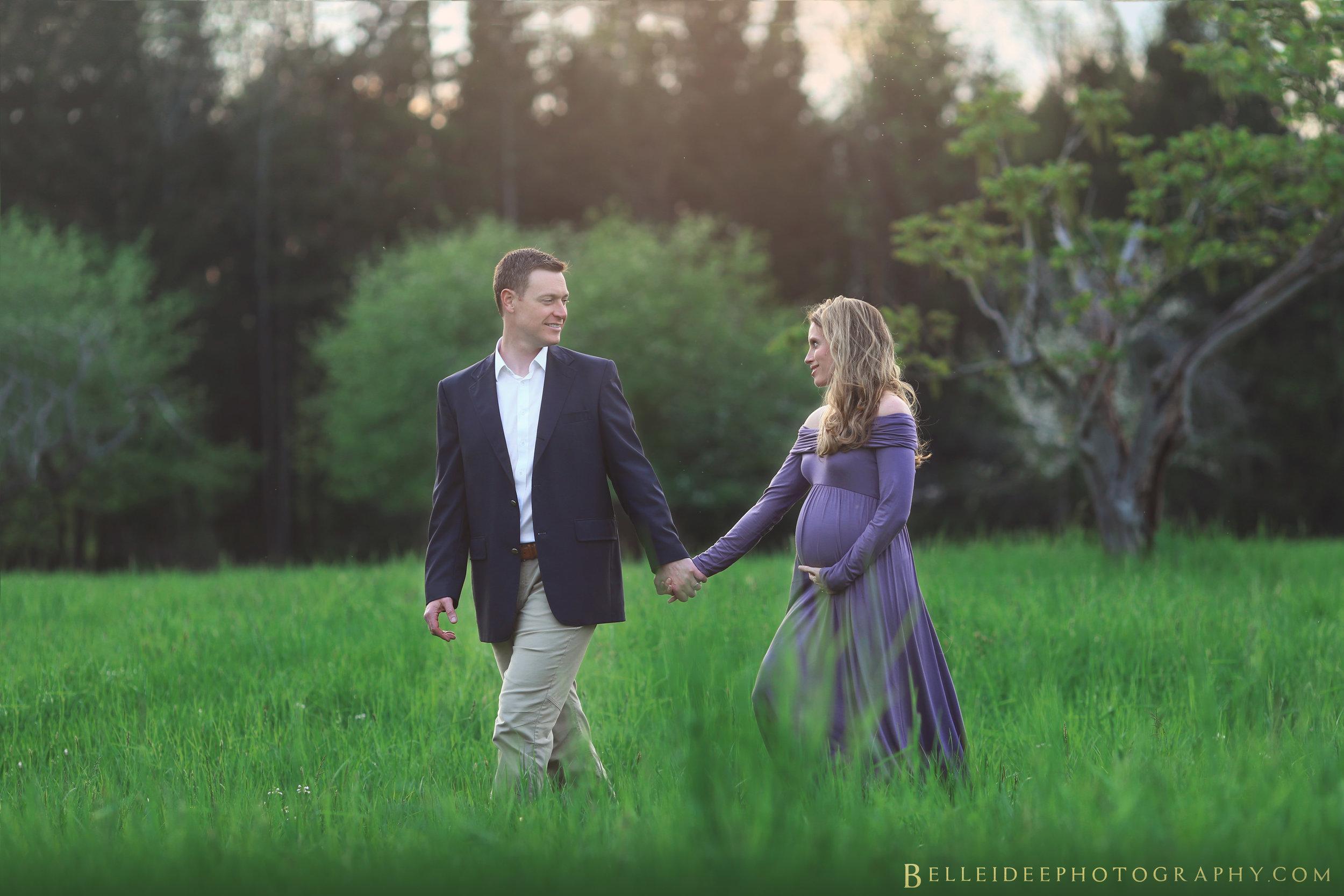 maternity photographer in Holland, NY