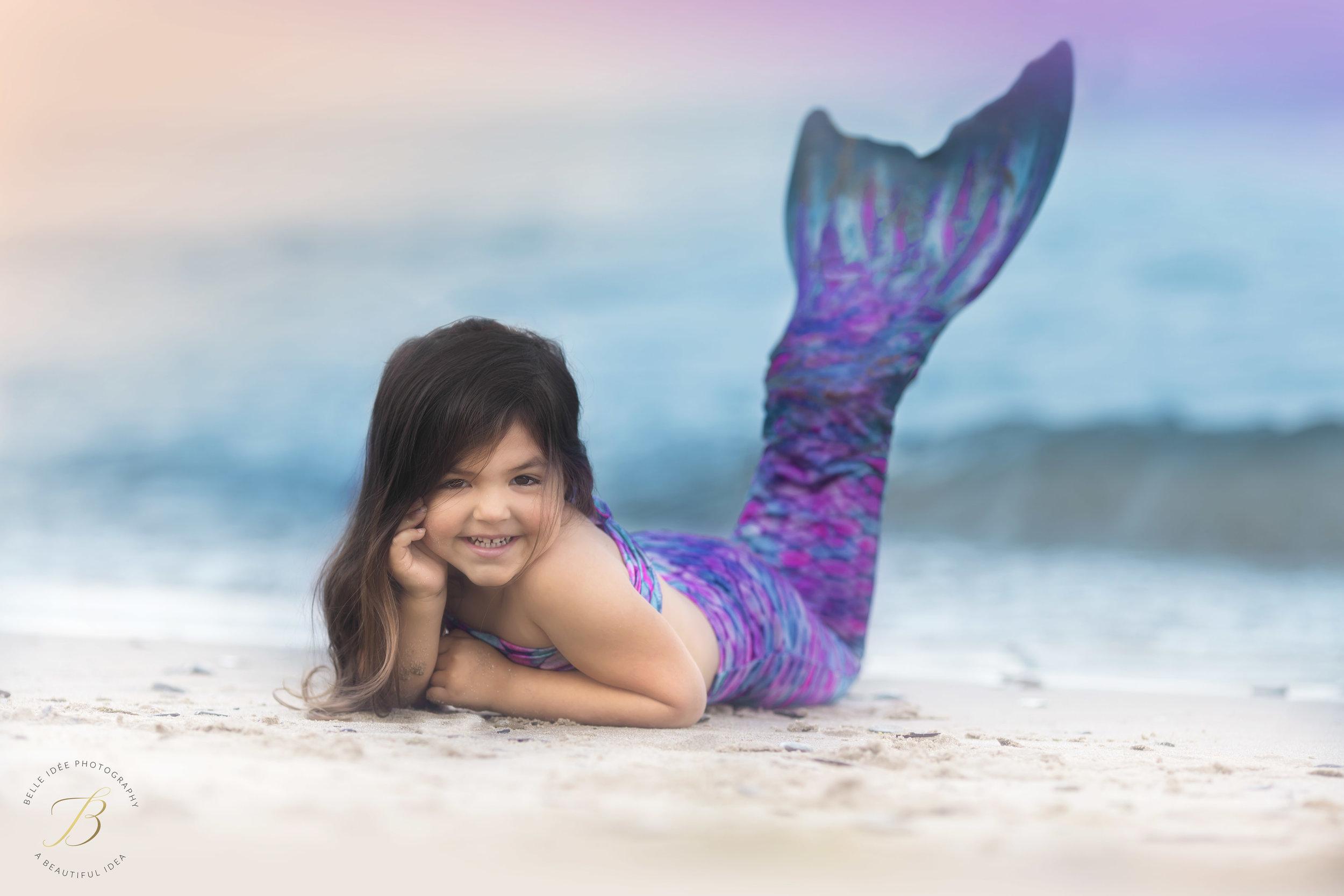 Buffalo, NY Mermaid Photo Sessions