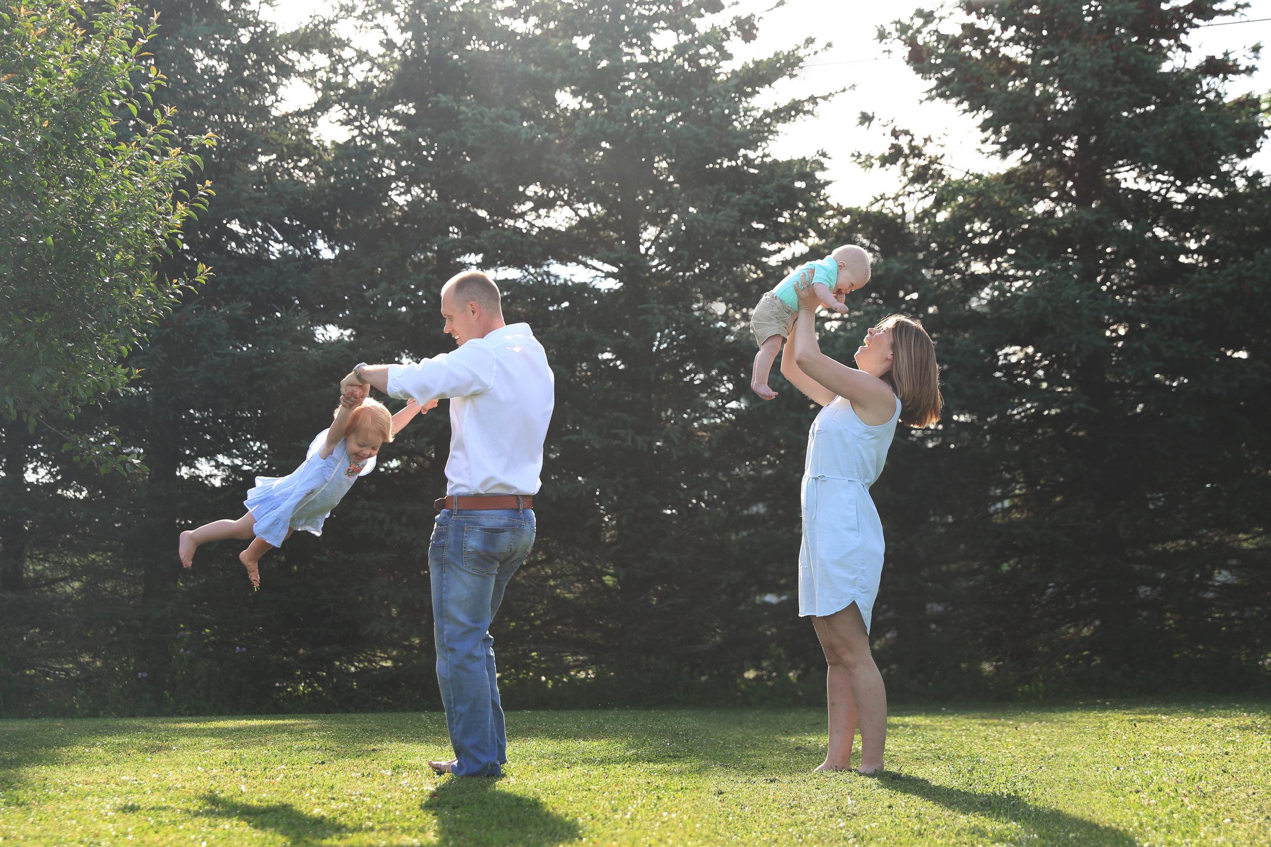 Fredonia Family Photographer
