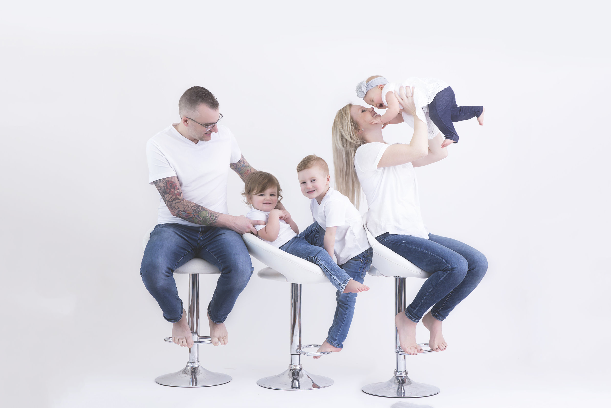 buffalo ny family photo studio