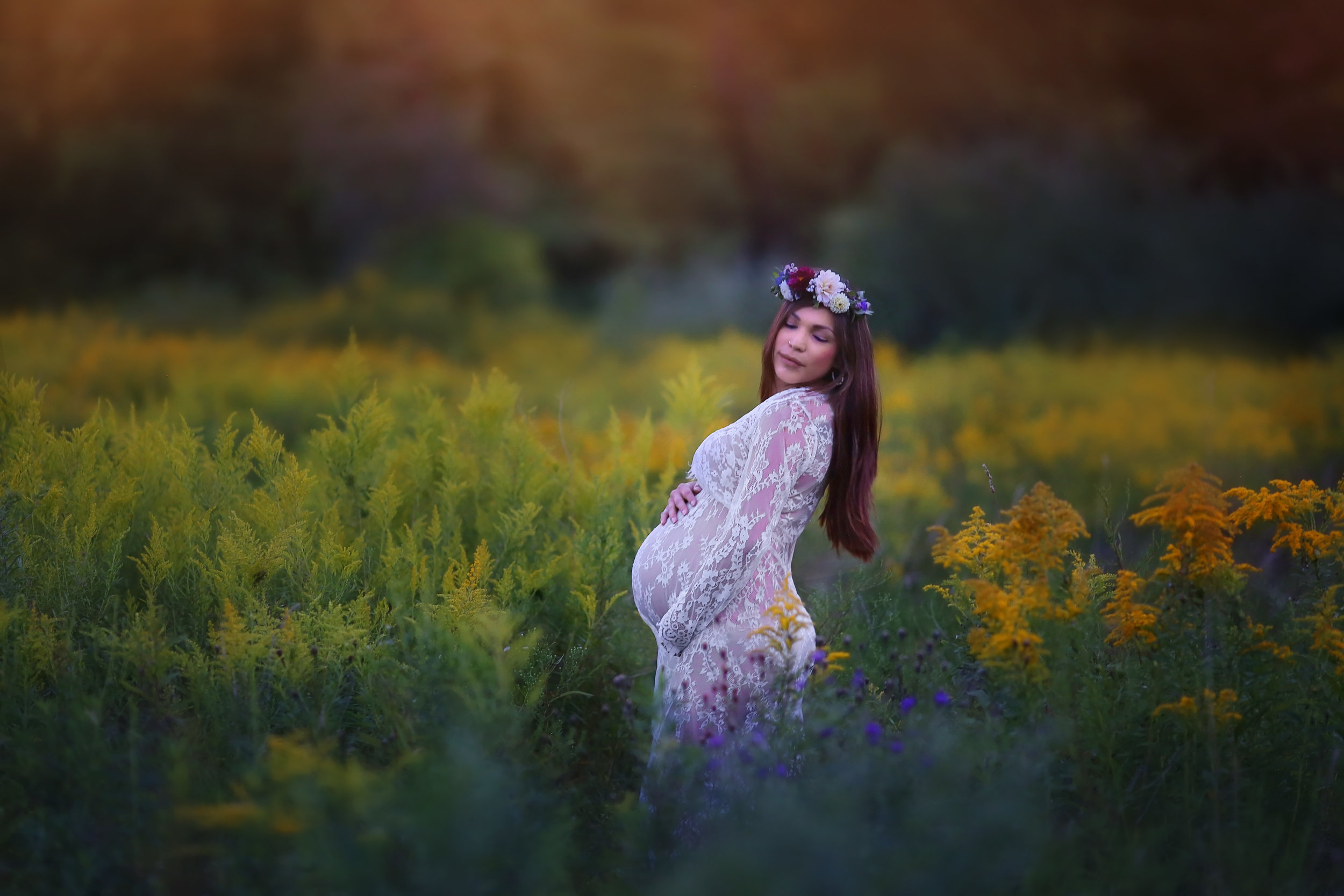 pregnancy photographer in WNY