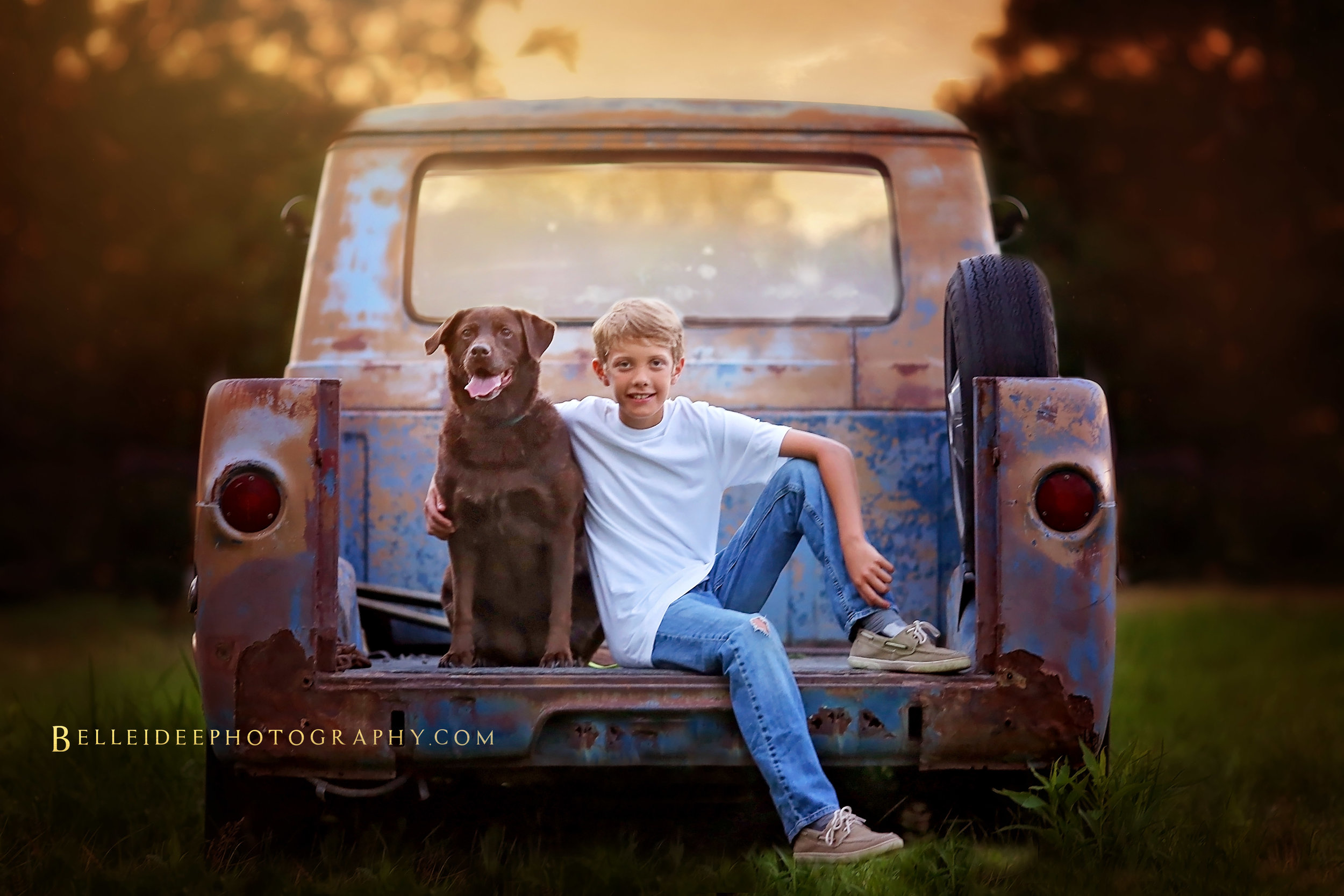 WNY Child & Pet Photographer