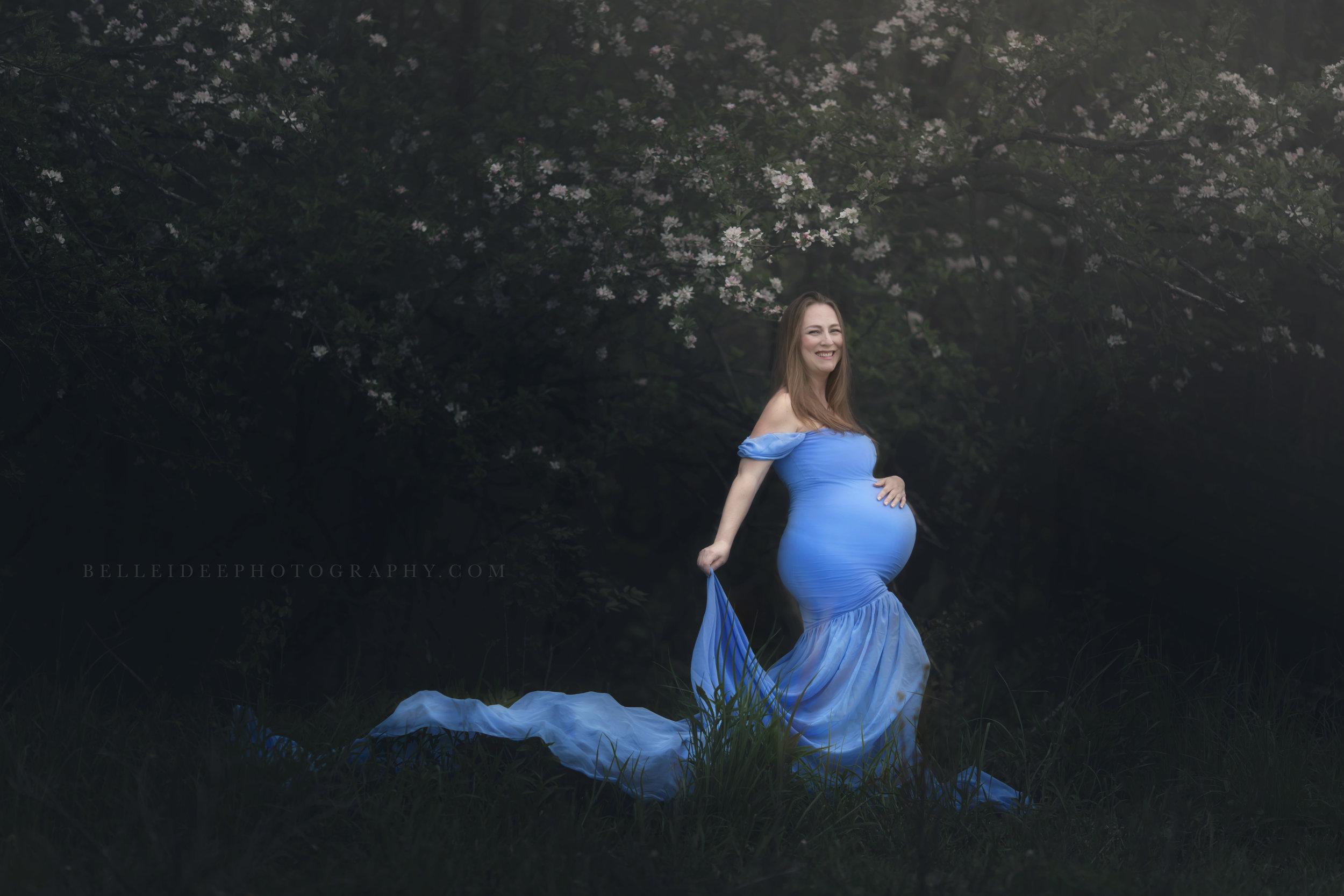 Pregnancy Photo Session in Buffalo, NY