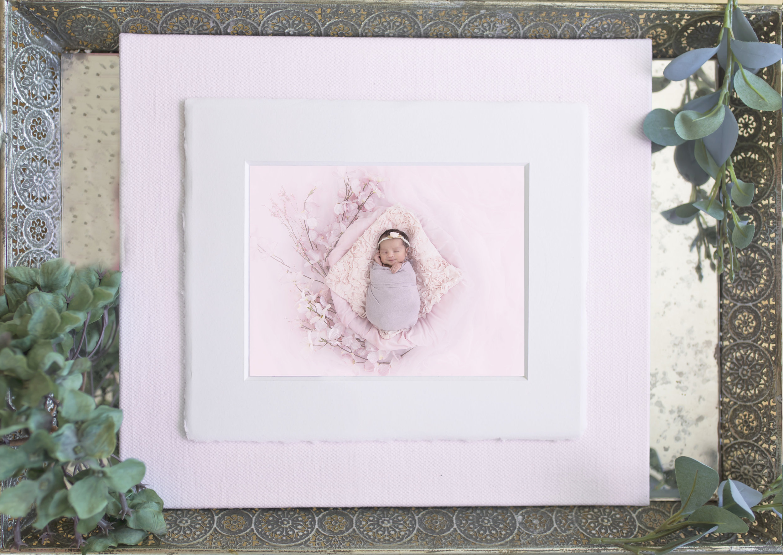 Belle Panel - Your image matted on this ethereal and artistic torn-edge board, then mounted on a fabric panel and arrives ready-to-hang.Select from 30+ color and fabric options (such as linen or wood) for the panel. Size upgrades available upon request.