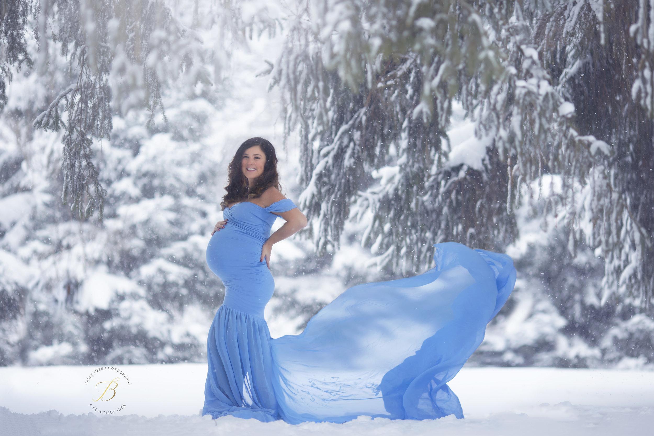 best pregnancy photographer in buffalo, ny