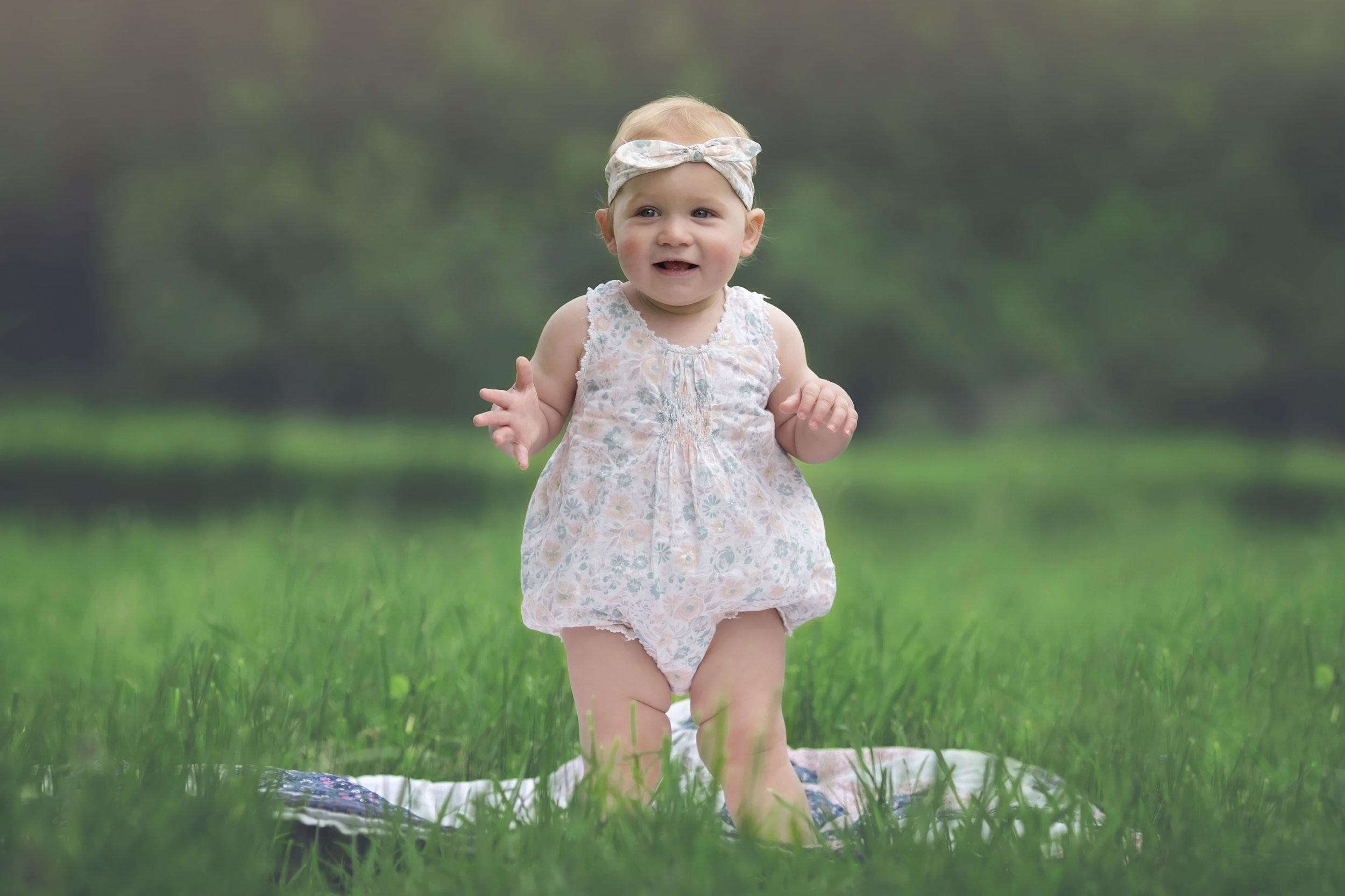 Amherst, NY Baby Photographer