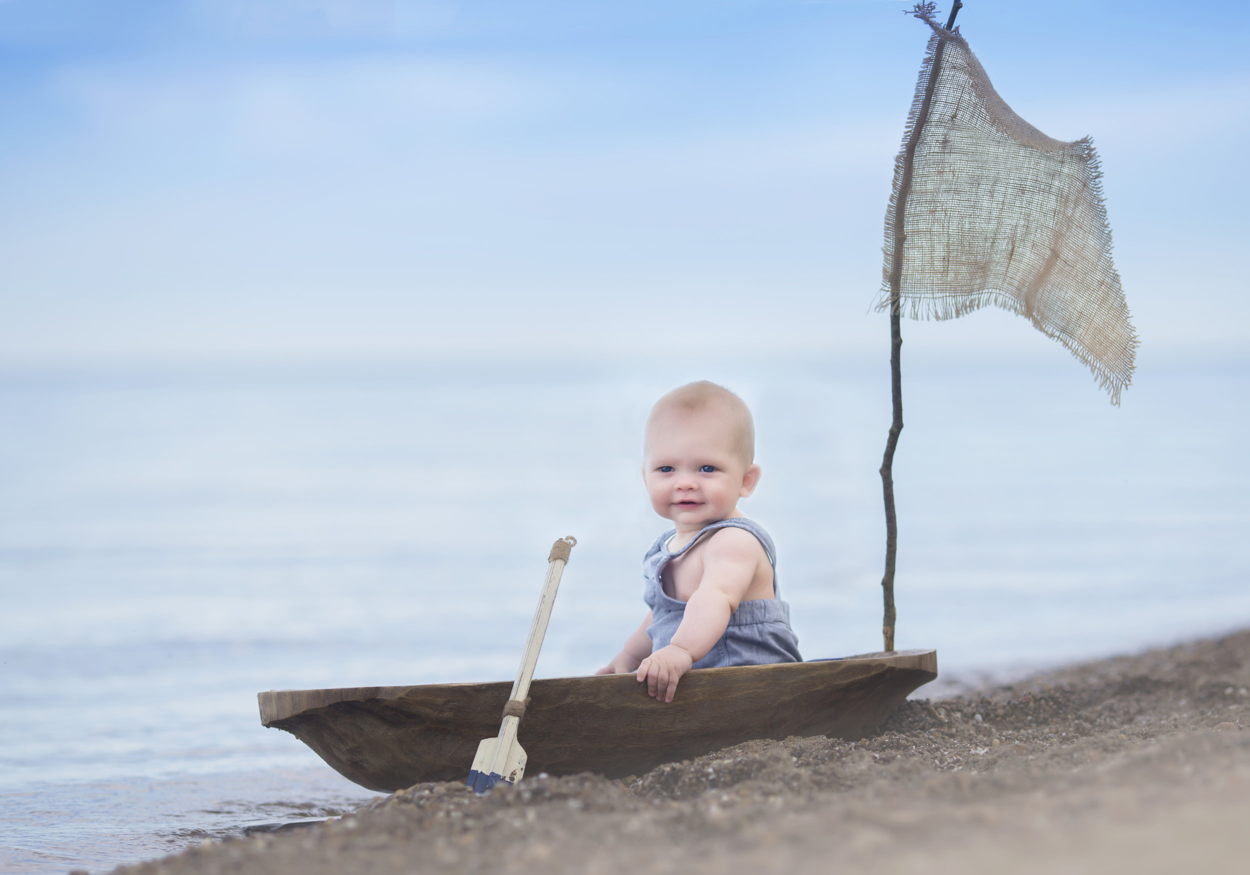 Fredonia, NY Baby Photographer