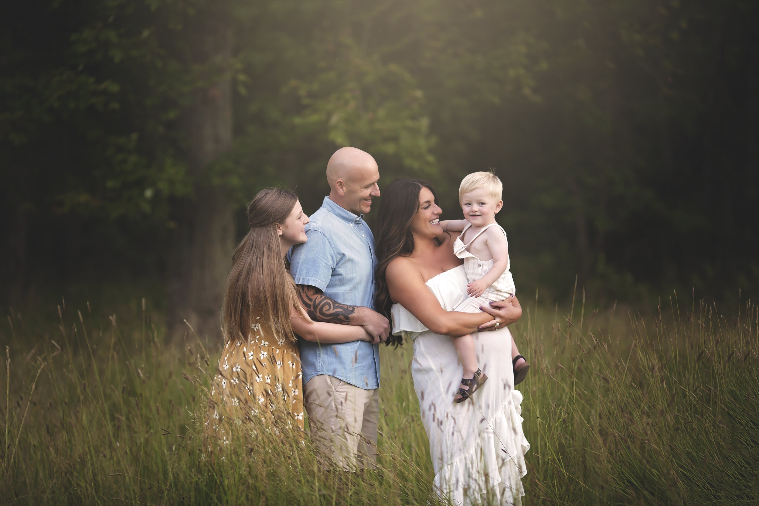 WNY Family Photo Session