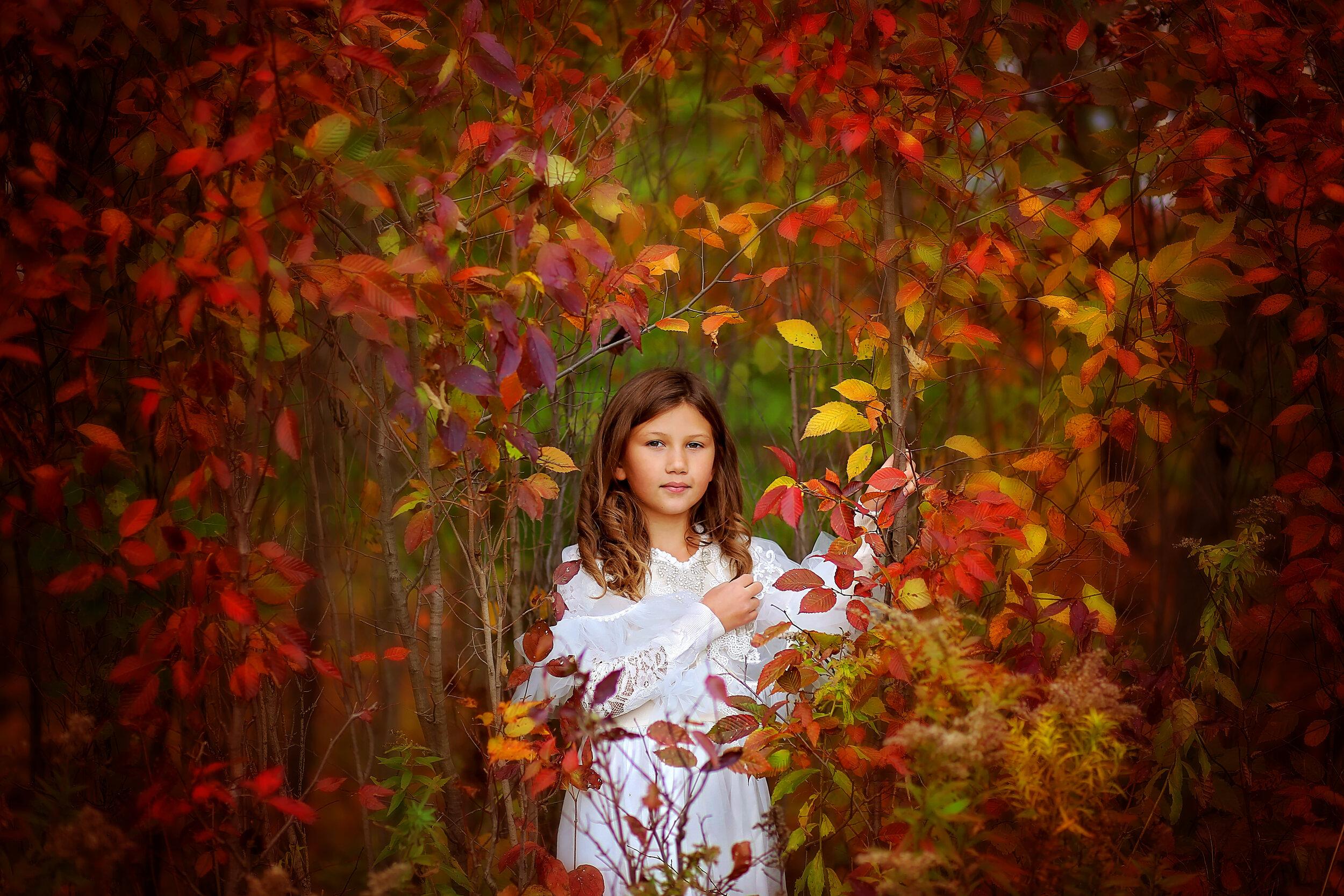 Fall Photo Sessions in Buffalo, NY