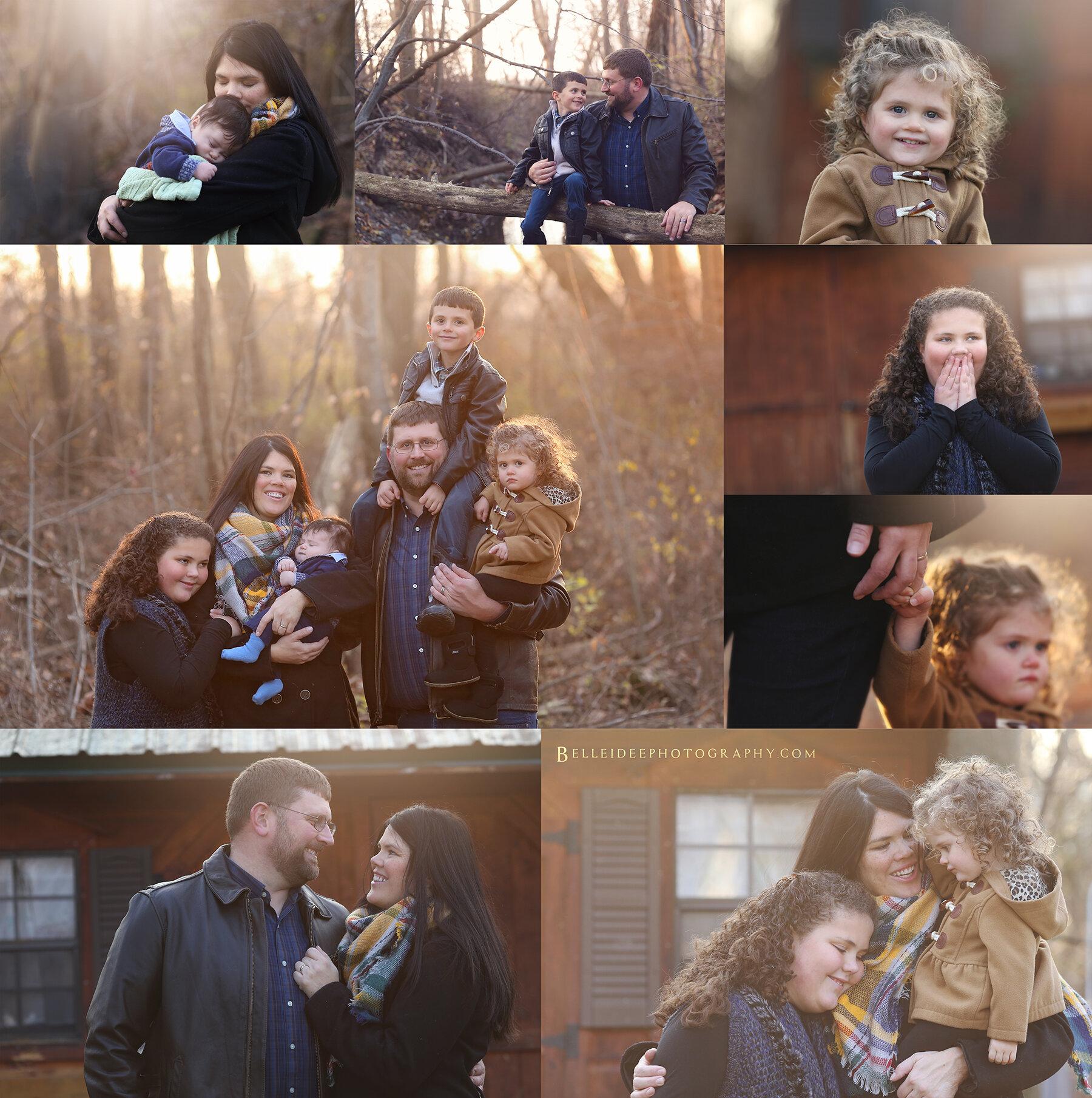 Dunkirk, NY Family Photographer