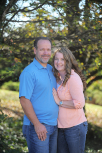 Russell and Sonya Schweighardt, co-founders of Hope Ministries Uganda:USA