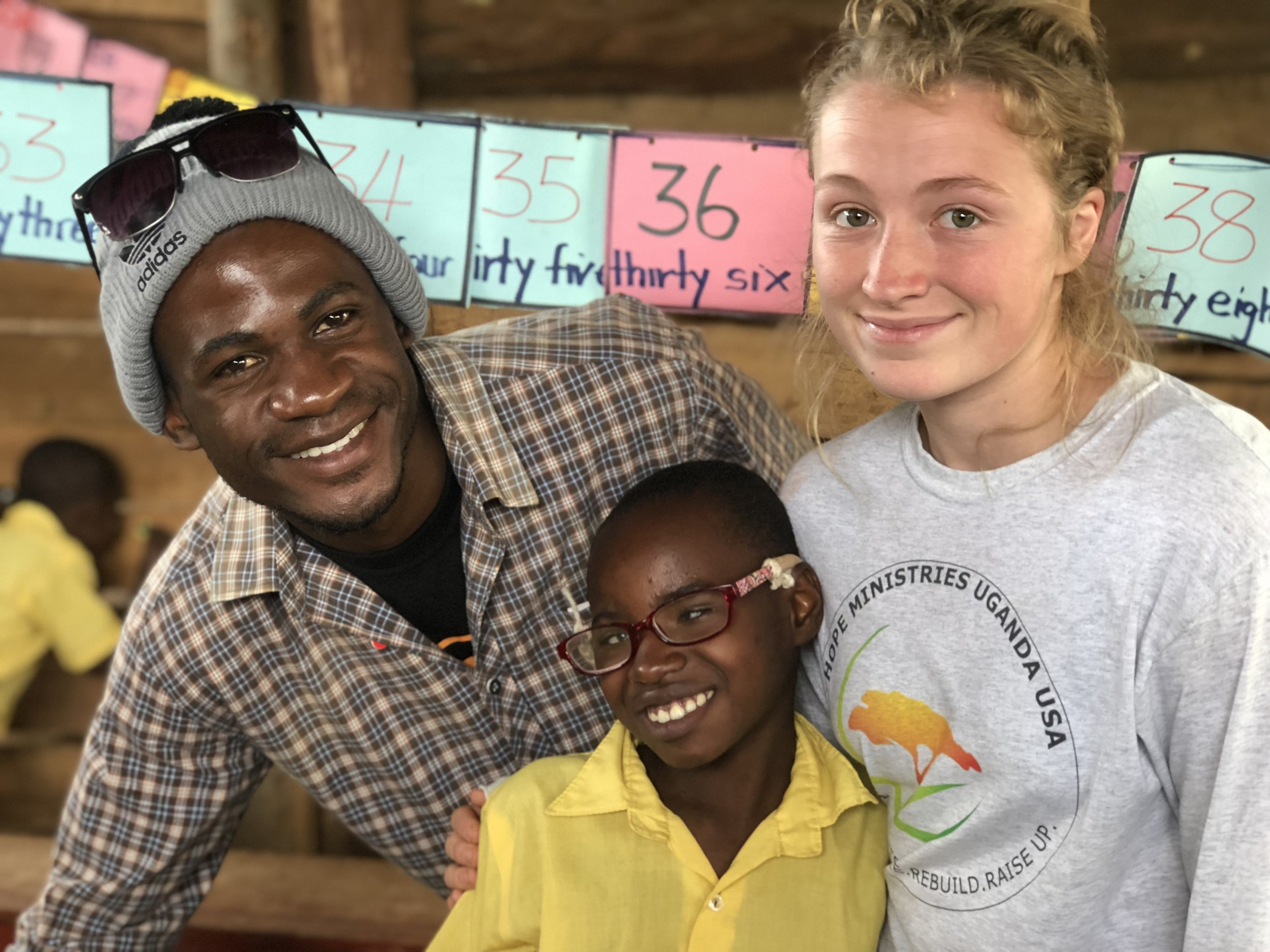Building relationships with our Seeds of Hope Children impacts them forever!