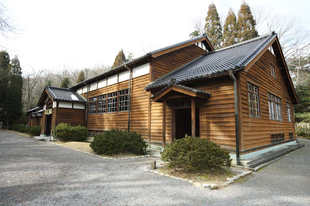 (Kendo Dojo is difficult to maintain as a real estate)