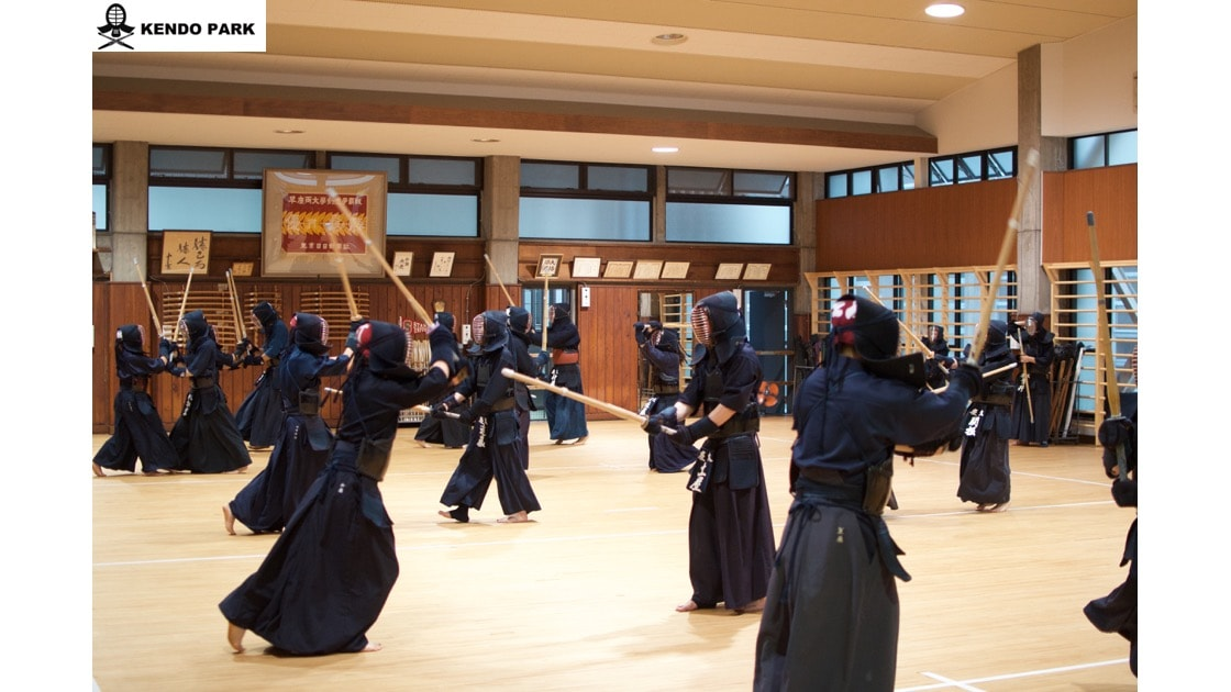 - Keio University Kendo Team