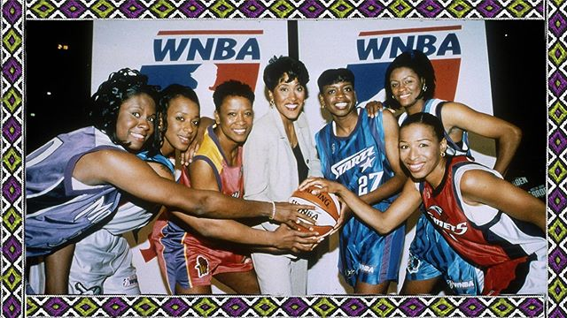 Did you know that the first ever @wnba game took place on this day in 1997? Shoutout to all the ladies that paved the way and are still doing so today 💪❤️🏀 #TheGameLovesYou