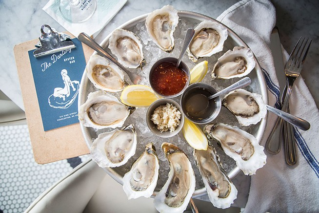 The Darling Oyster