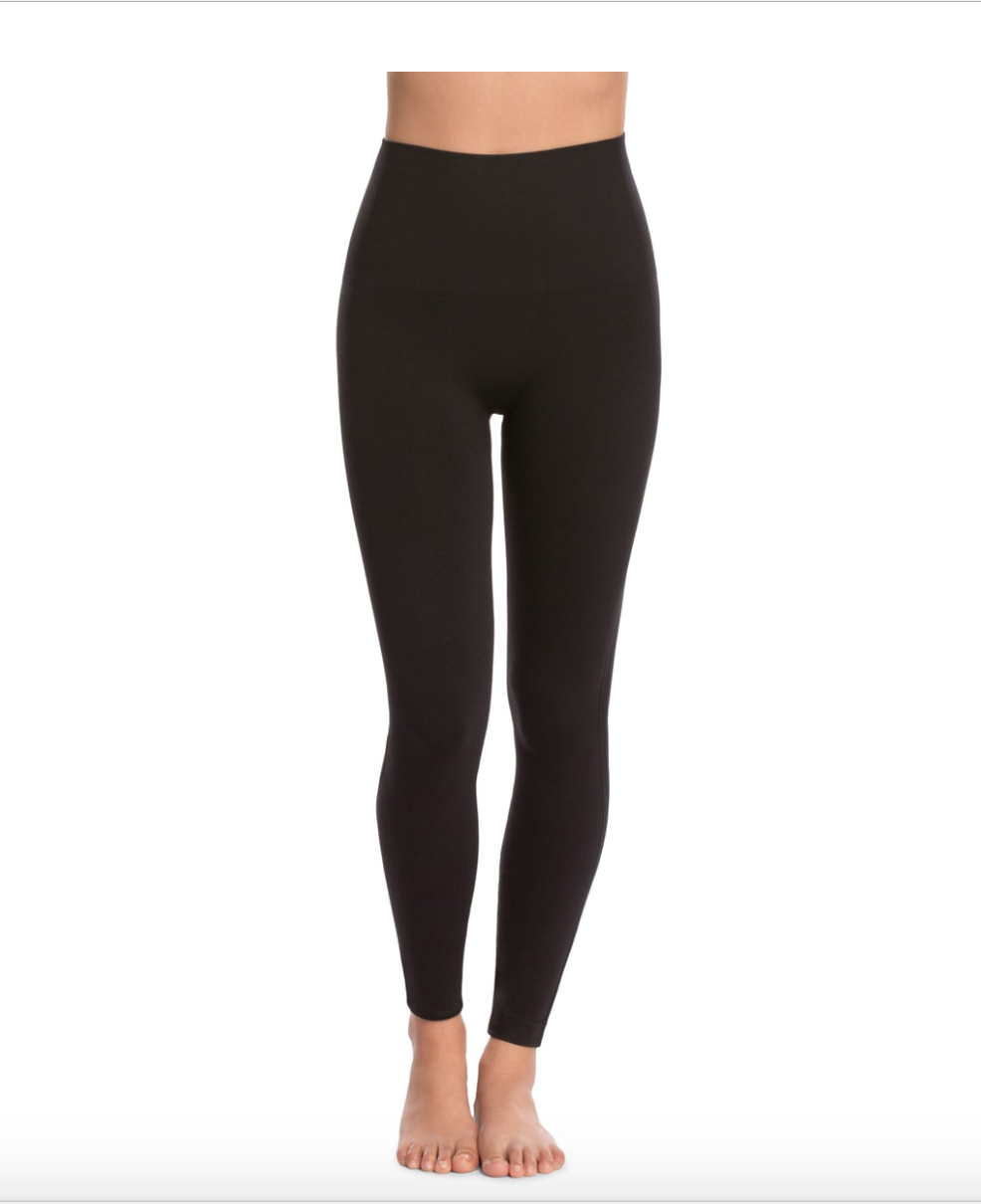 Spanx Seamless Leggings - I found these at Nordstrom a few years ago and wear them out because of how comfortable they are. I wear them all fall and winter long but love when they go on sale even more because they're worth a pretty penny.BUY HERE