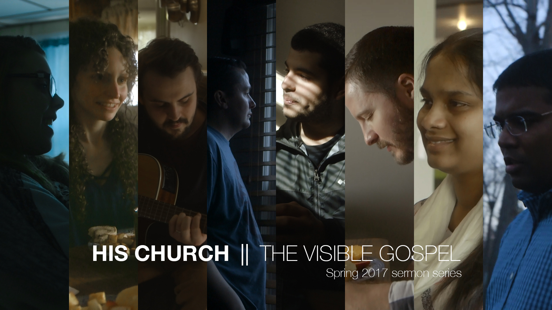 What does it mean to be the church of Christ? How should we act? What should we do? We let the scriptures form our character.